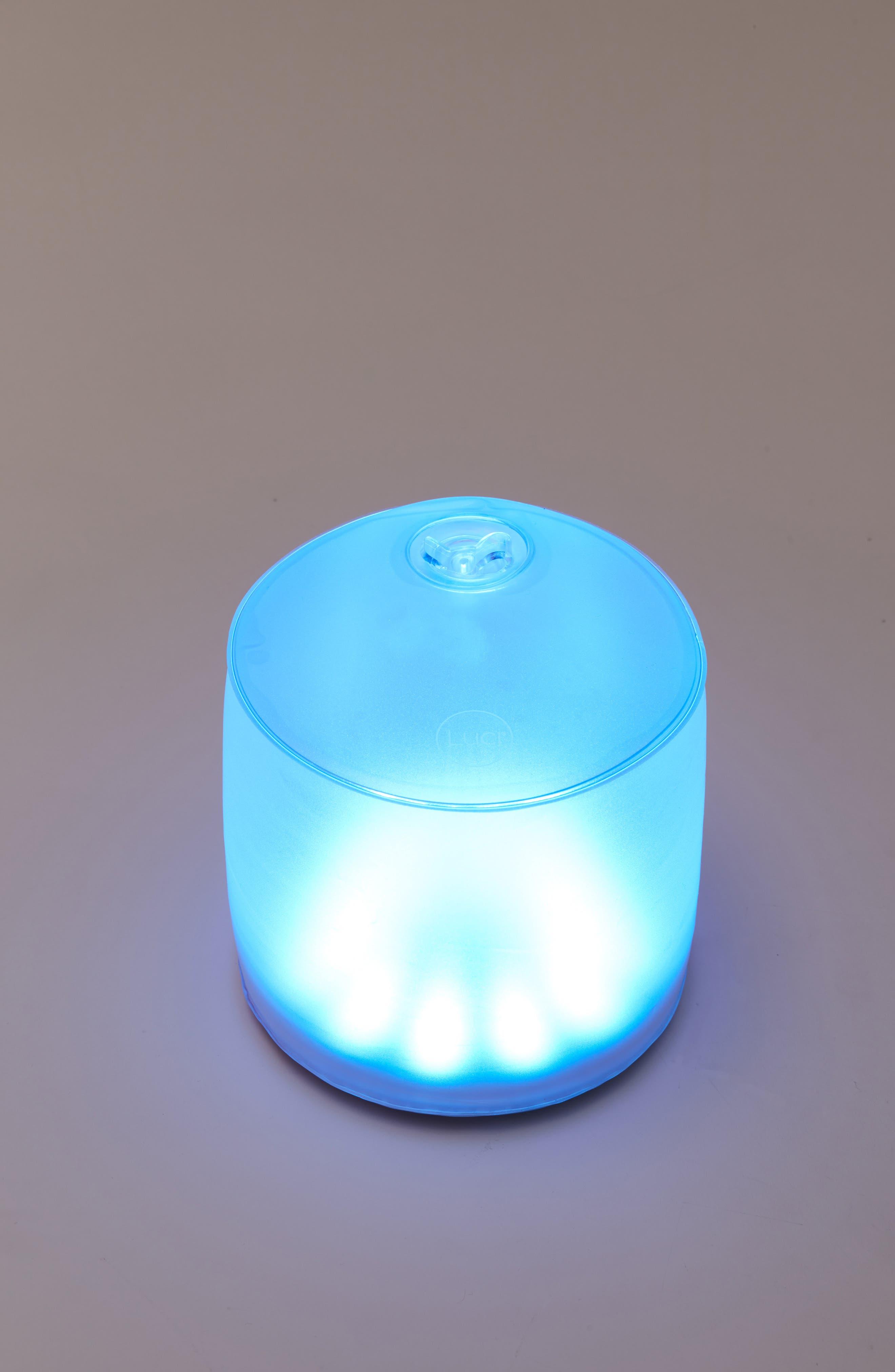 x Soda Luci Color Essence Inflatable Solar Lantern,                             Alternate thumbnail 8, color,                             NONE