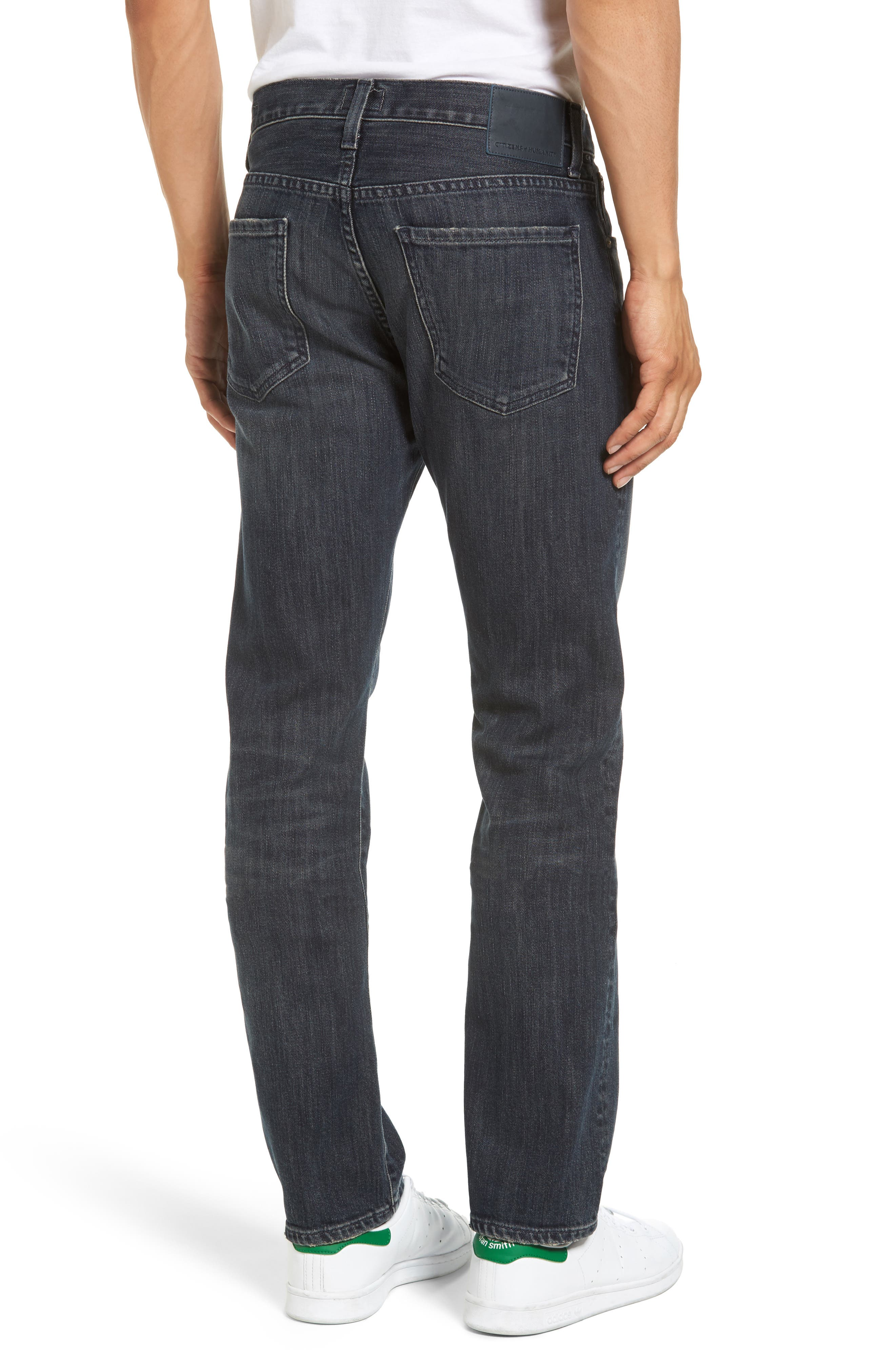Gage Slim Straight Leg Jeans,                             Alternate thumbnail 2, color,                             464