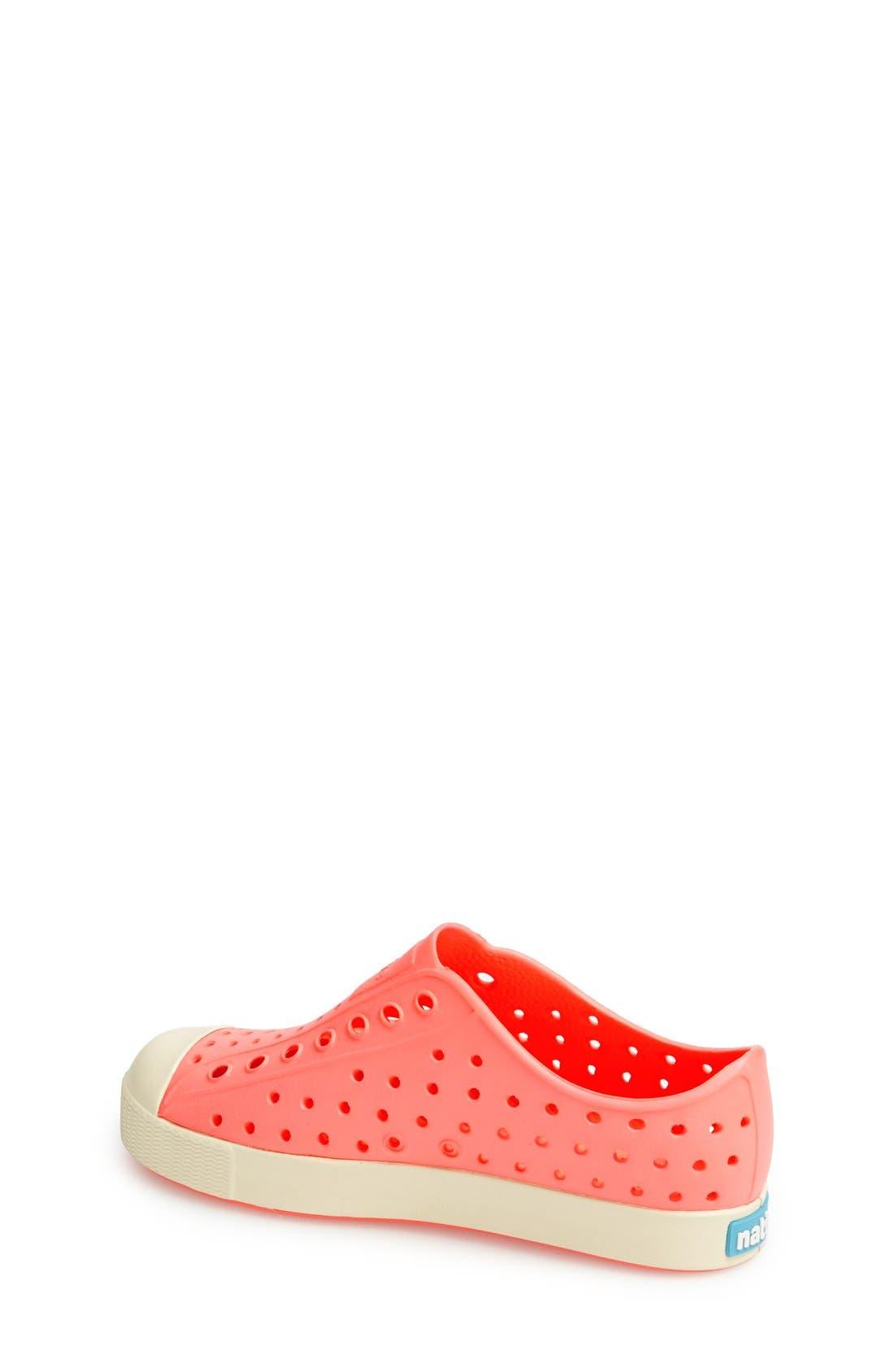 'Jefferson' Water Friendly Slip-On Sneaker,                             Alternate thumbnail 117, color,