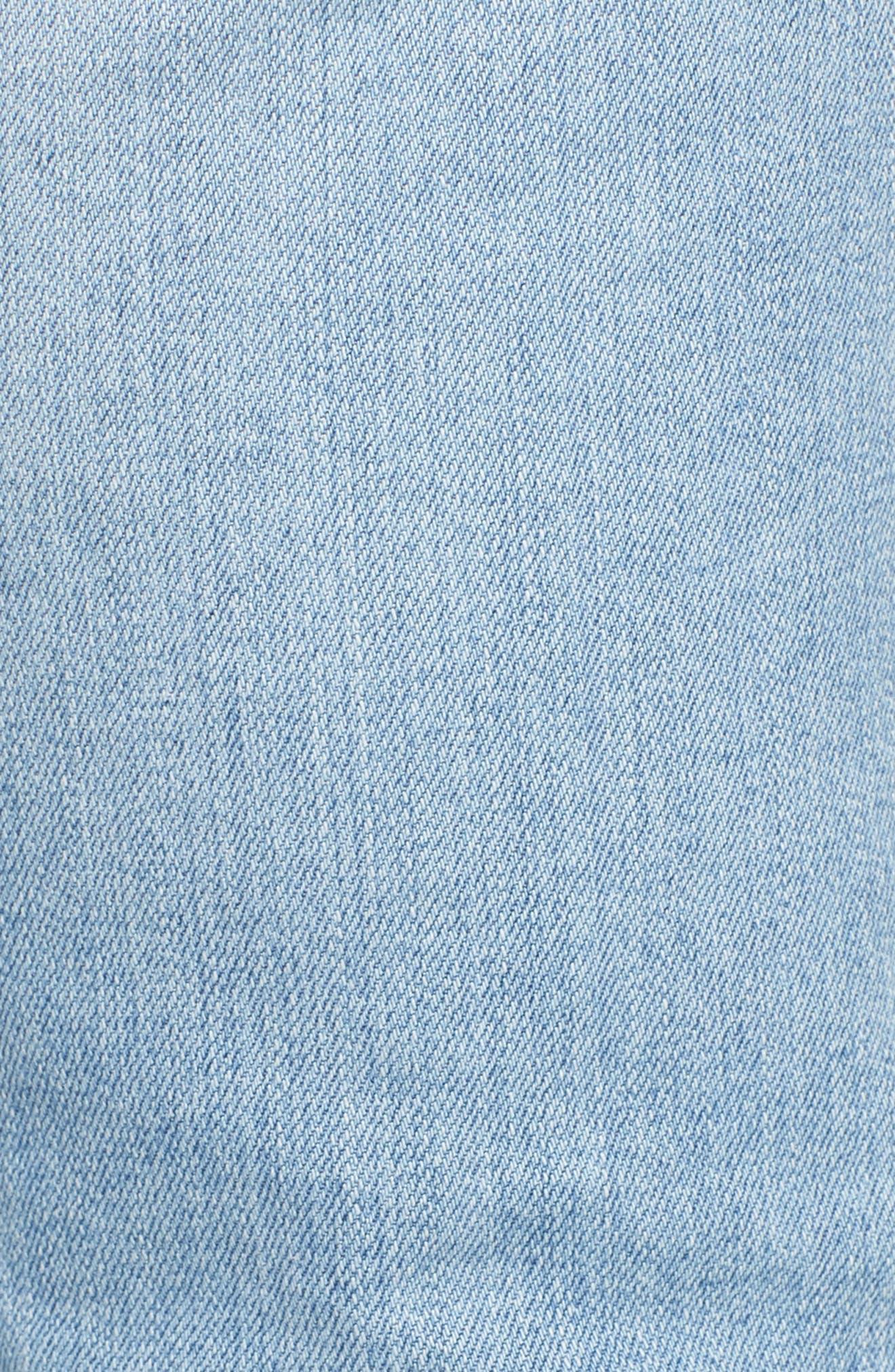 Stockton Skinny Fit Jeans,                             Alternate thumbnail 5, color,                             494