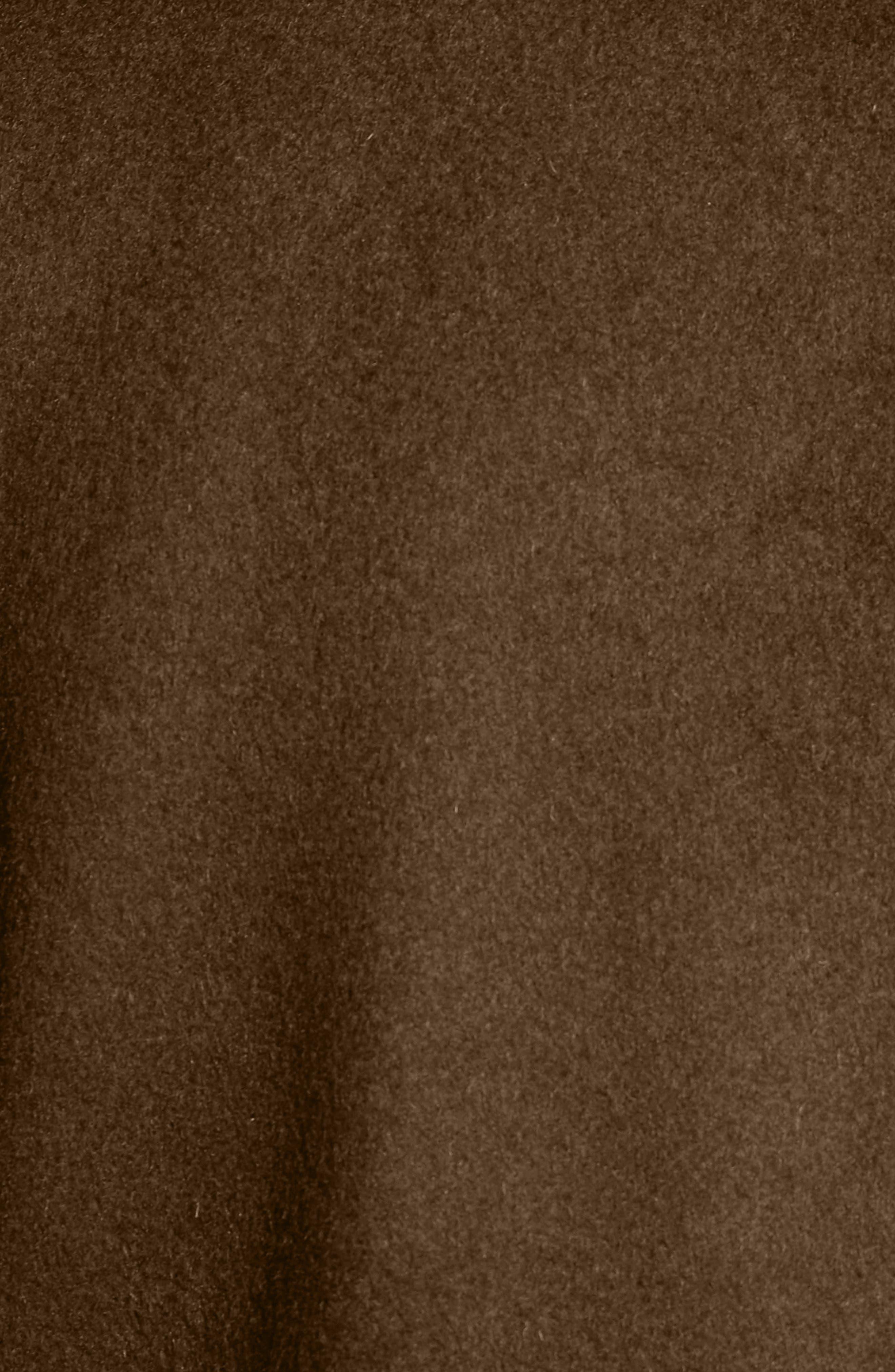 W.R.K,                             Kilo Slim Fit Wool Blend Coat,                             Alternate thumbnail 6, color,                             OLIVE