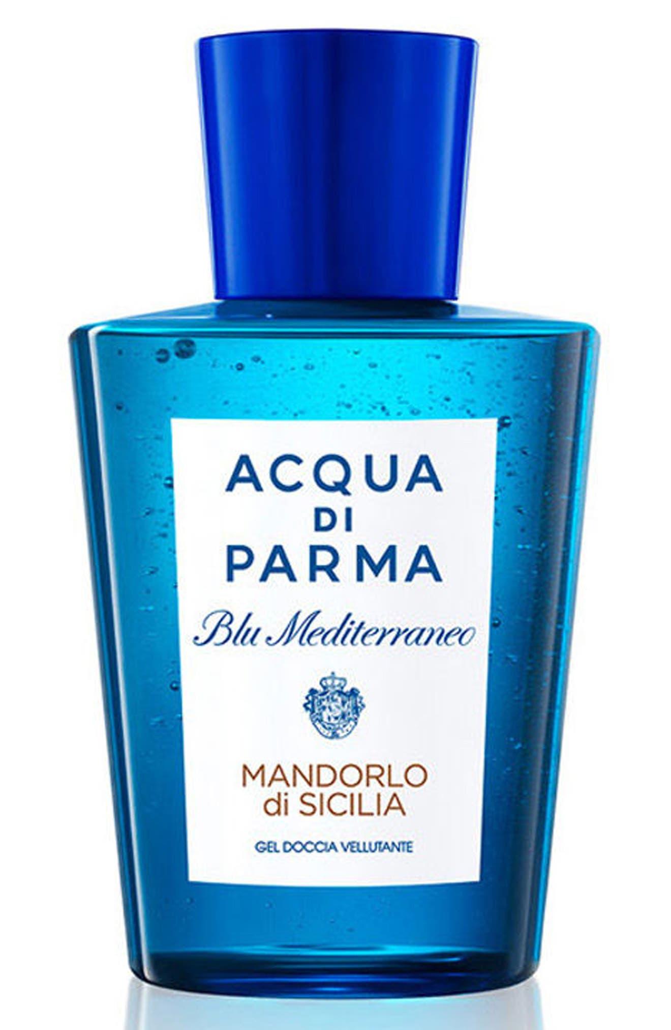 'Blu Mediterraneo - Mandorlo di Sicilia' Shower Gel,                             Alternate thumbnail 2, color,                             NO COLOR