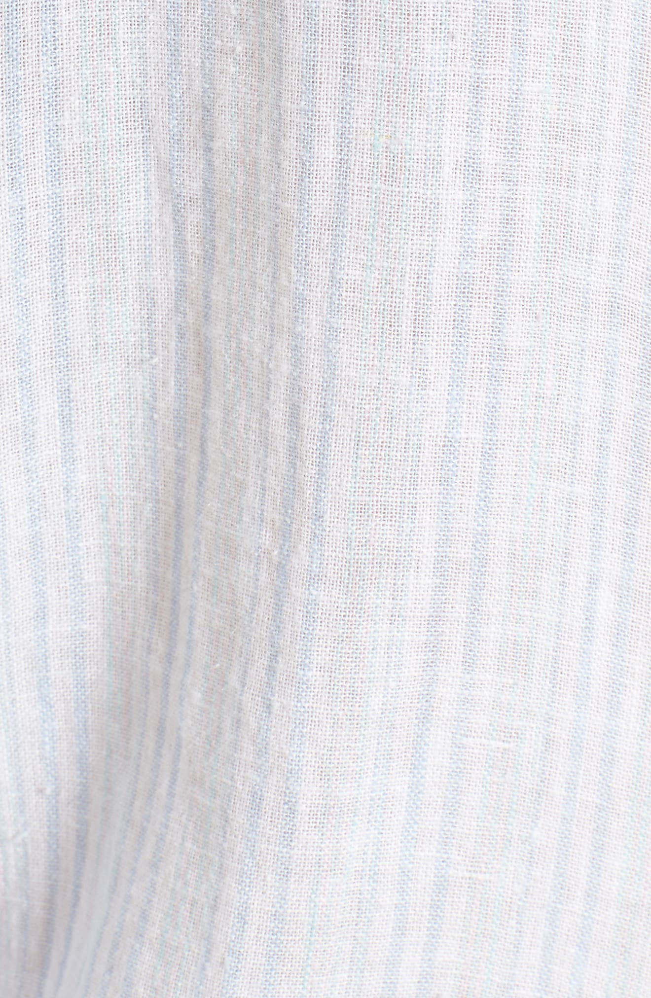 Charli Stripe Shirt,                             Alternate thumbnail 5, color,