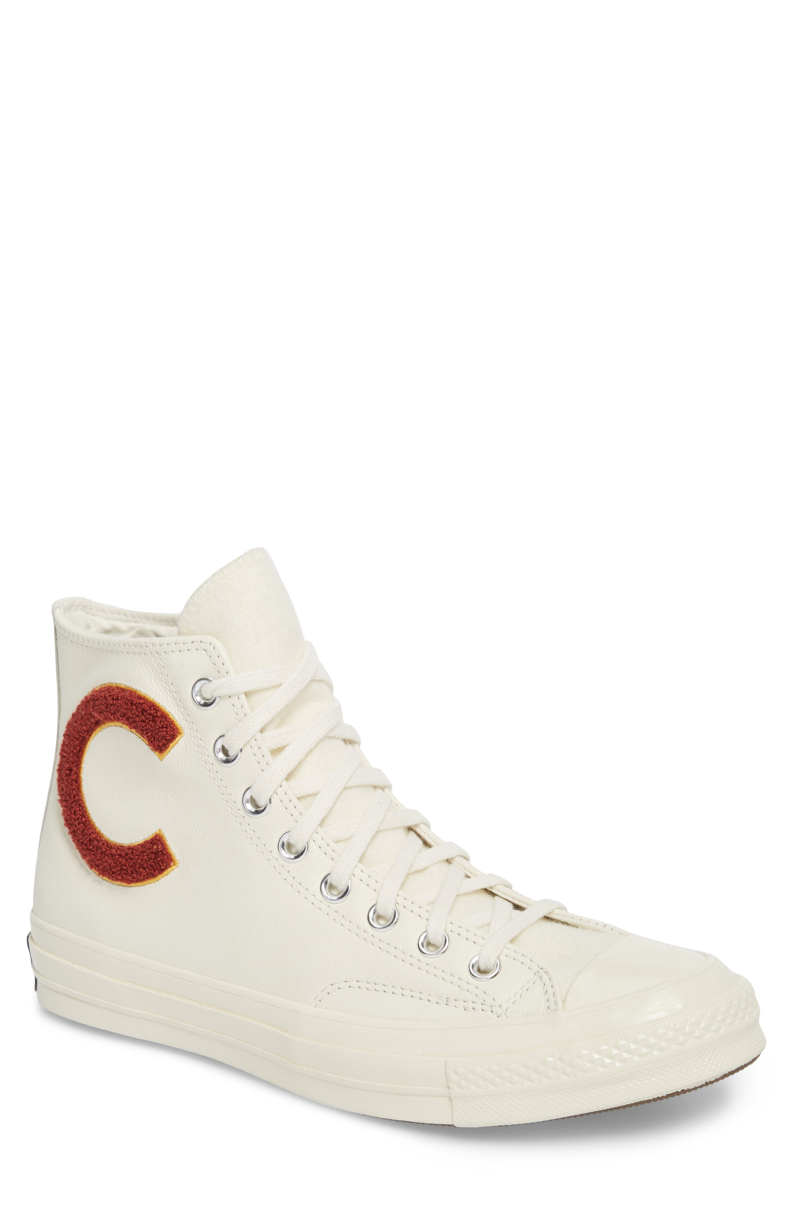 CONVERSE,                             Chuck Taylor<sup>®</sup> All Star<sup>®</sup> Wordmark High Top Sneaker,                             Main thumbnail 1, color,                             281