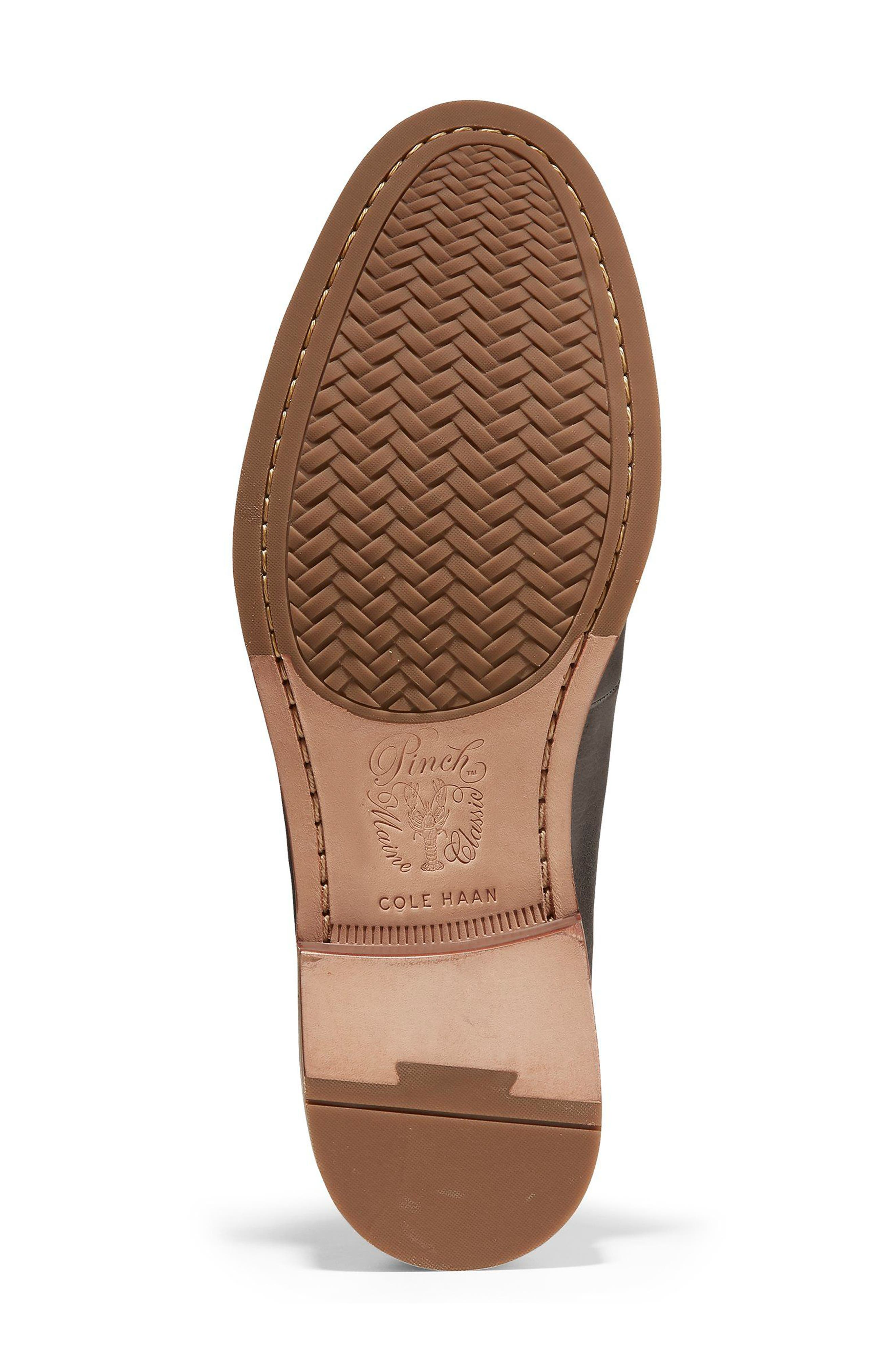 'Pinch Grand' Penny Loafer,                             Alternate thumbnail 6, color,                             021
