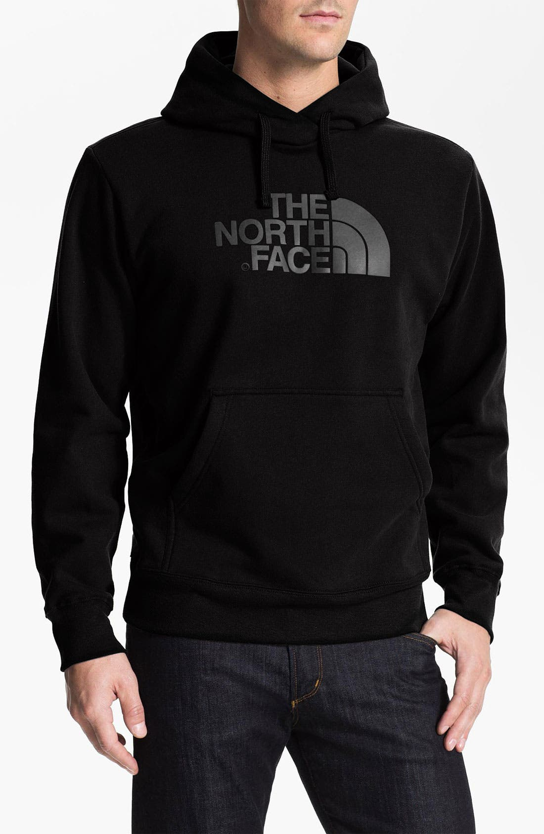'Half Dome' Hoodie,                             Main thumbnail 1, color,                             001