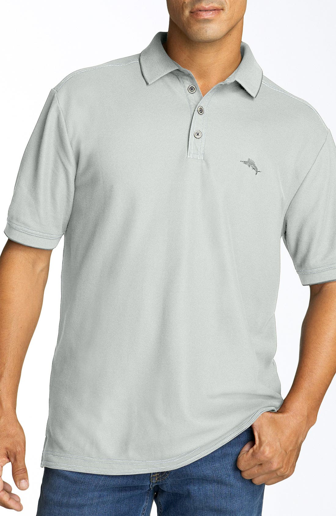 'The Emfielder' Original Fit Piqué Polo,                             Main thumbnail 22, color,