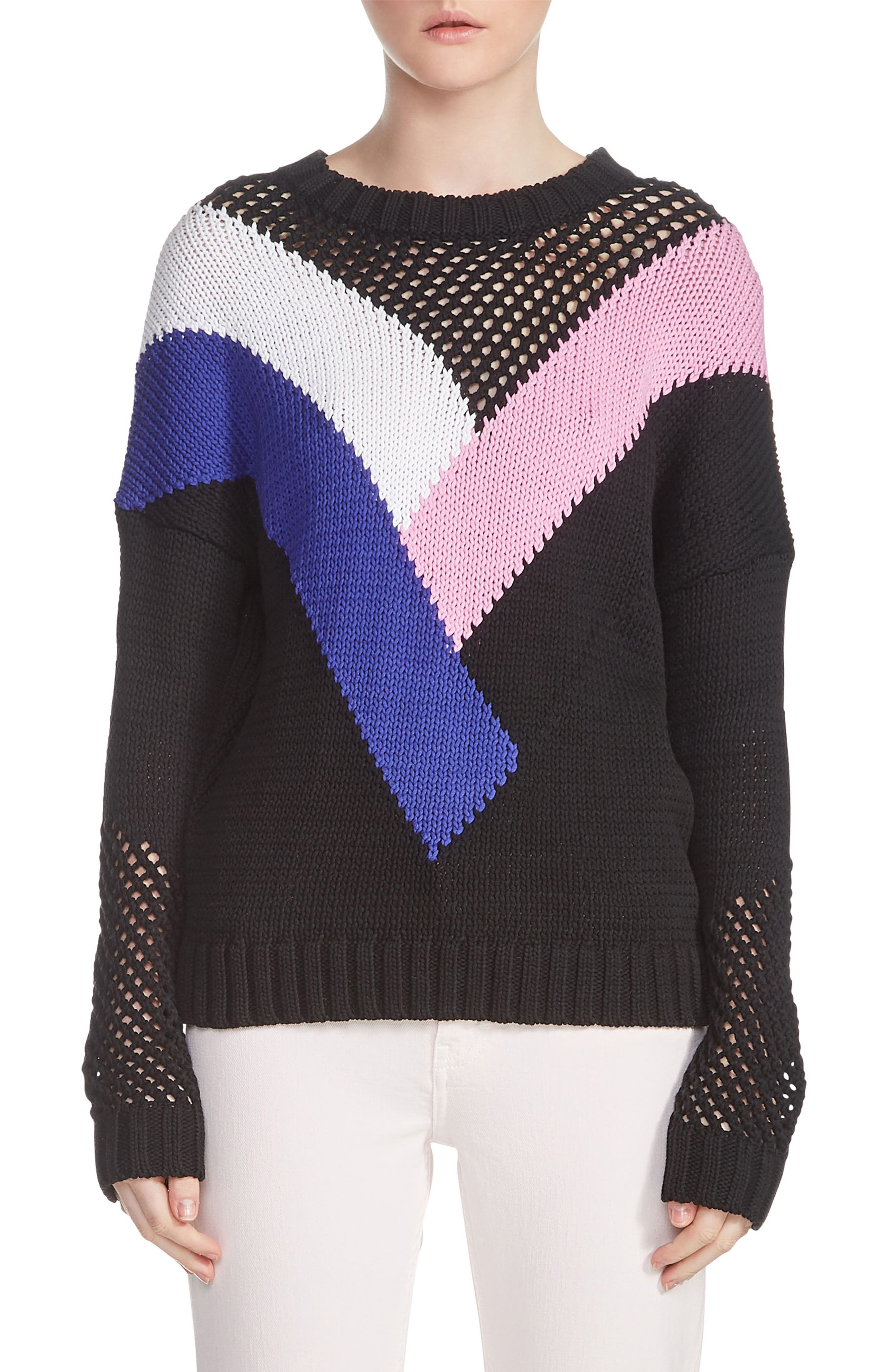 Marylene Sweater,                             Main thumbnail 1, color,                             001