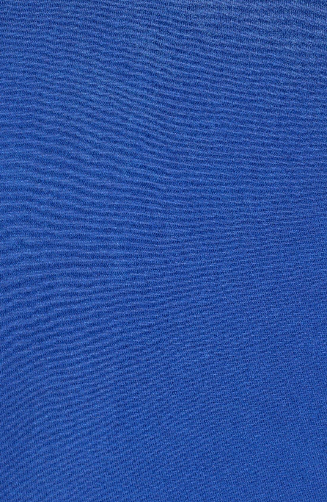 'Deadringer - New York Rangers' T-Shirt,                             Alternate thumbnail 3, color,                             420