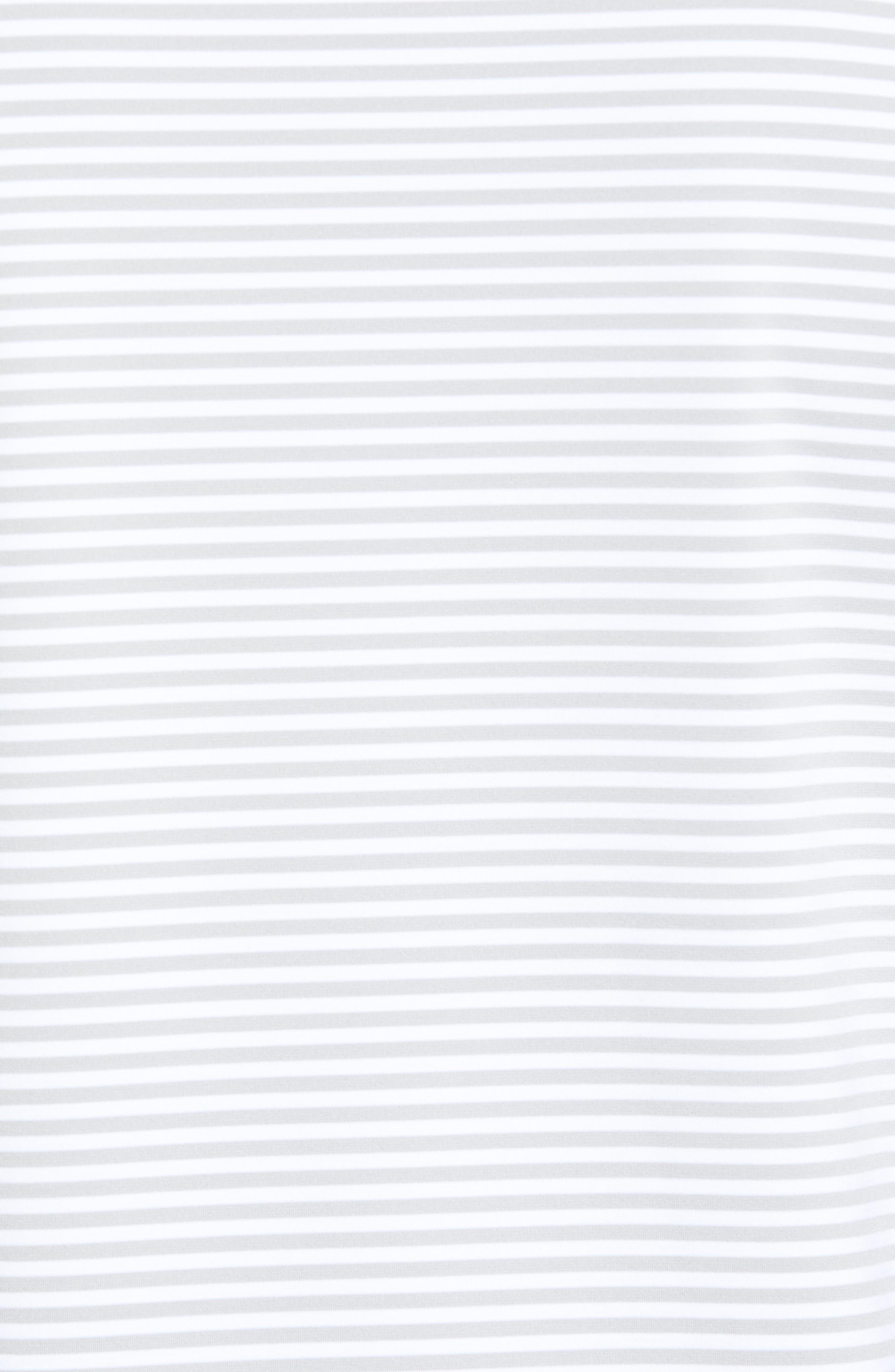 Color to White Feeder Stripe Polo,                             Alternate thumbnail 30, color,