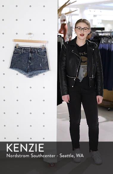 Acid Wash Denim Shorts, sales video thumbnail
