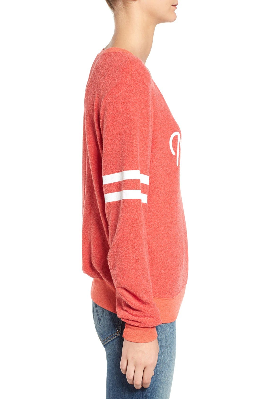 Baggy Beach Jumper - Merry Pullover,                             Alternate thumbnail 4, color,                             620