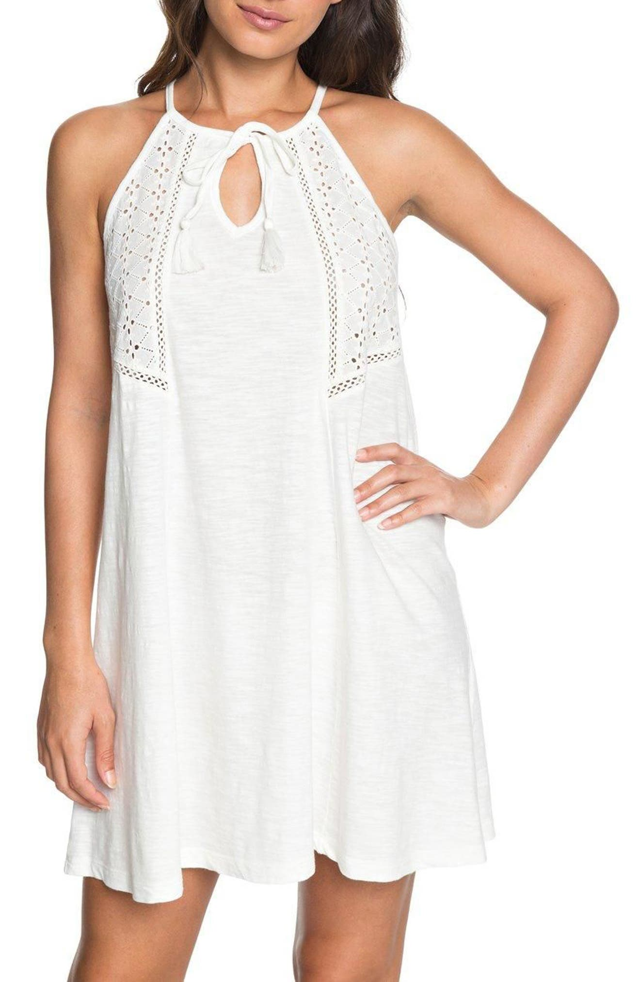 Enchanted Island Shift Dress,                         Main,                         color, 101