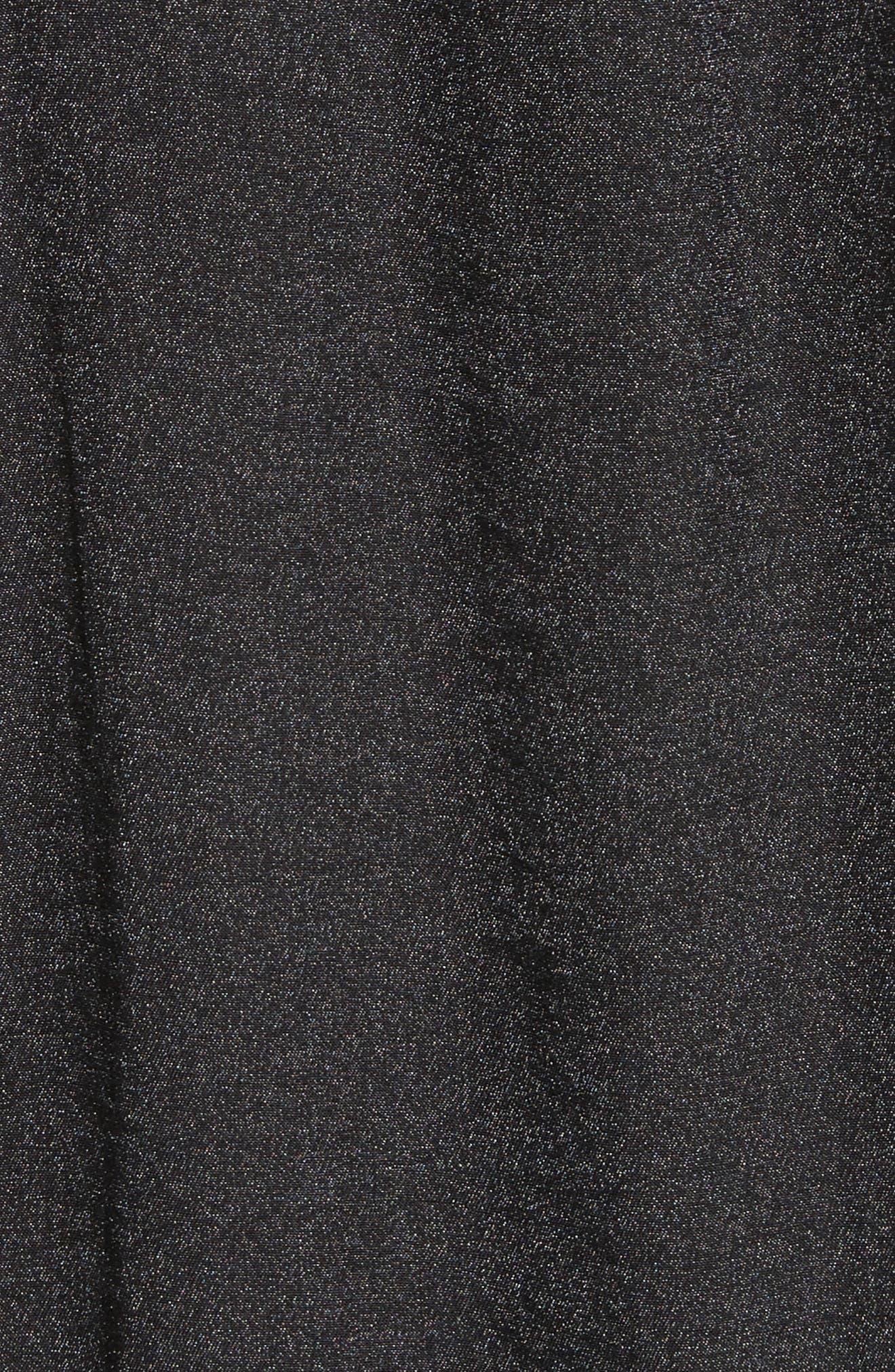 Drawstring Sleeve Jumpsuit,                             Alternate thumbnail 5, color,