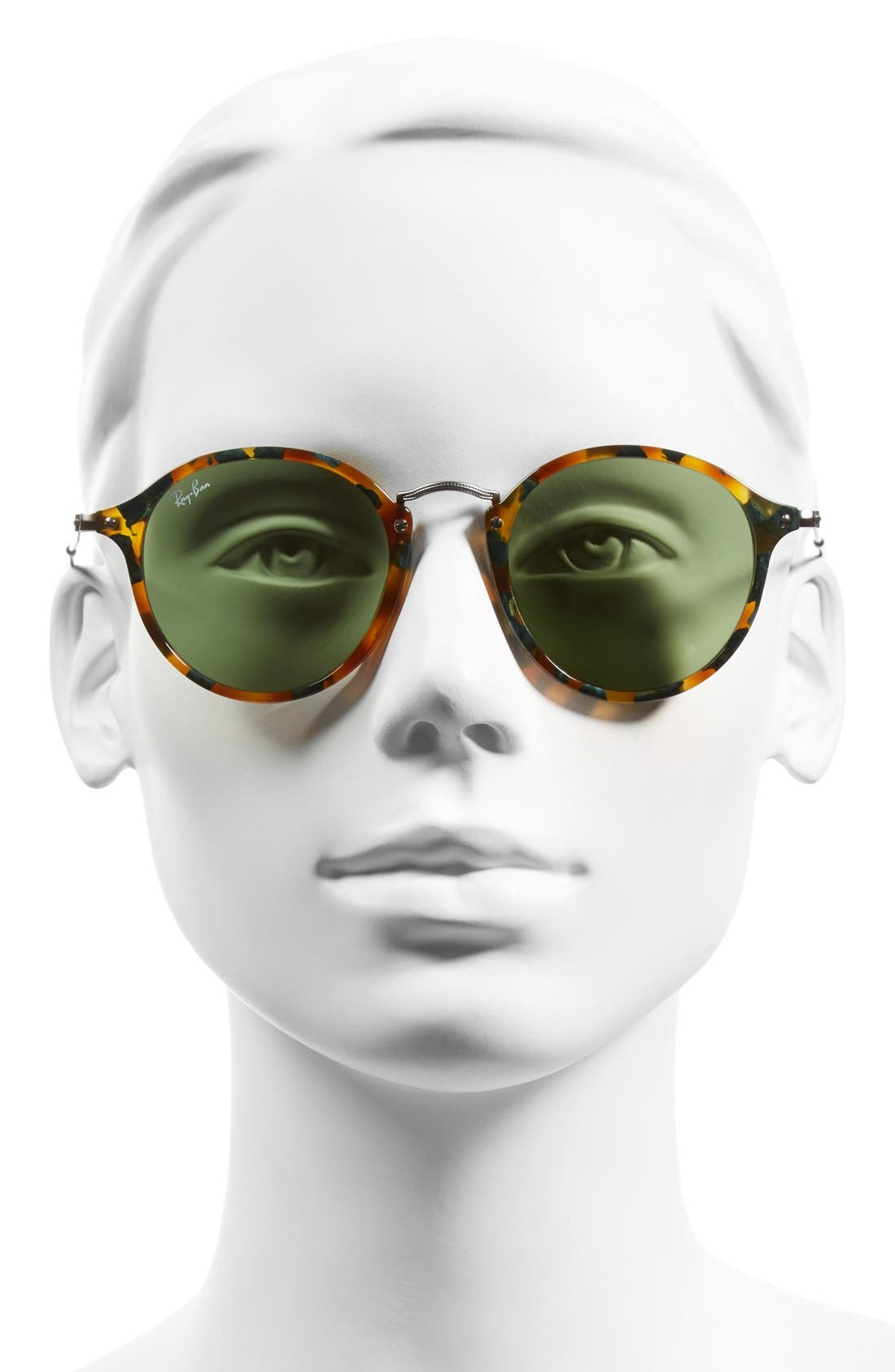 'Icon' 49mm Sunglasses,                             Alternate thumbnail 9, color,