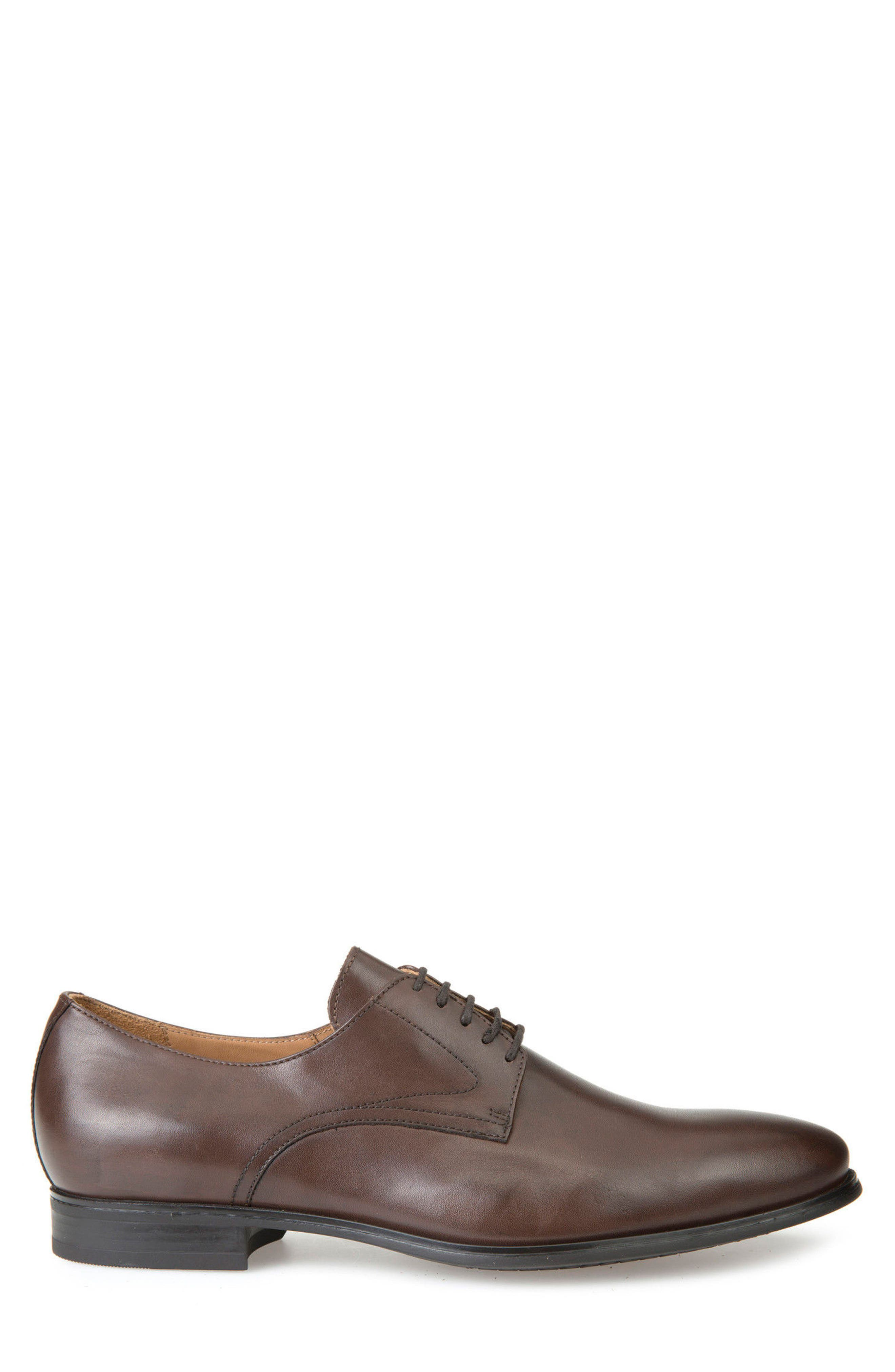 Albert 2Fit5 Plain Toe Derby,                             Alternate thumbnail 6, color,