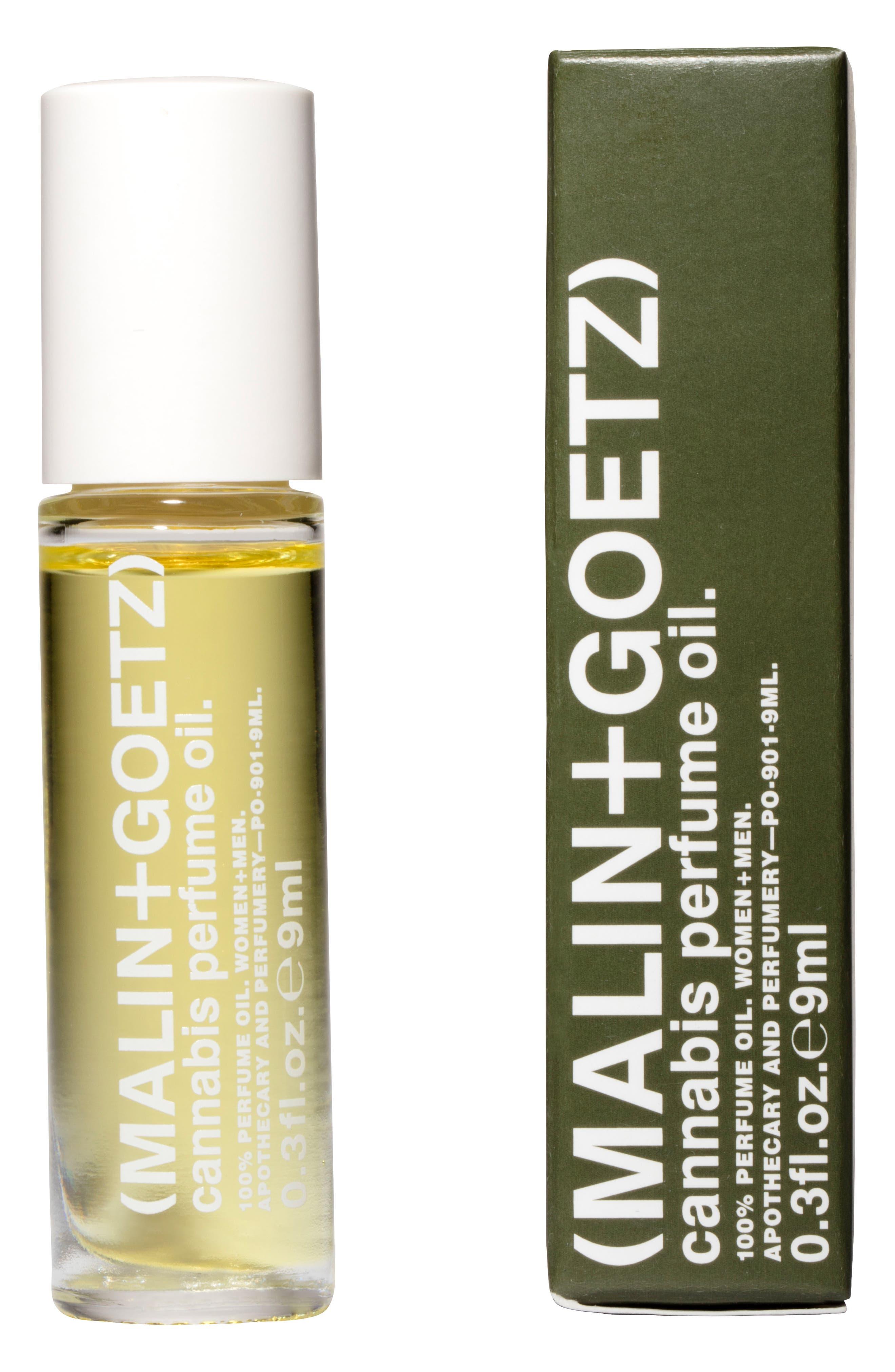 Cannabis Perfume Oil,                             Main thumbnail 1, color,                             000