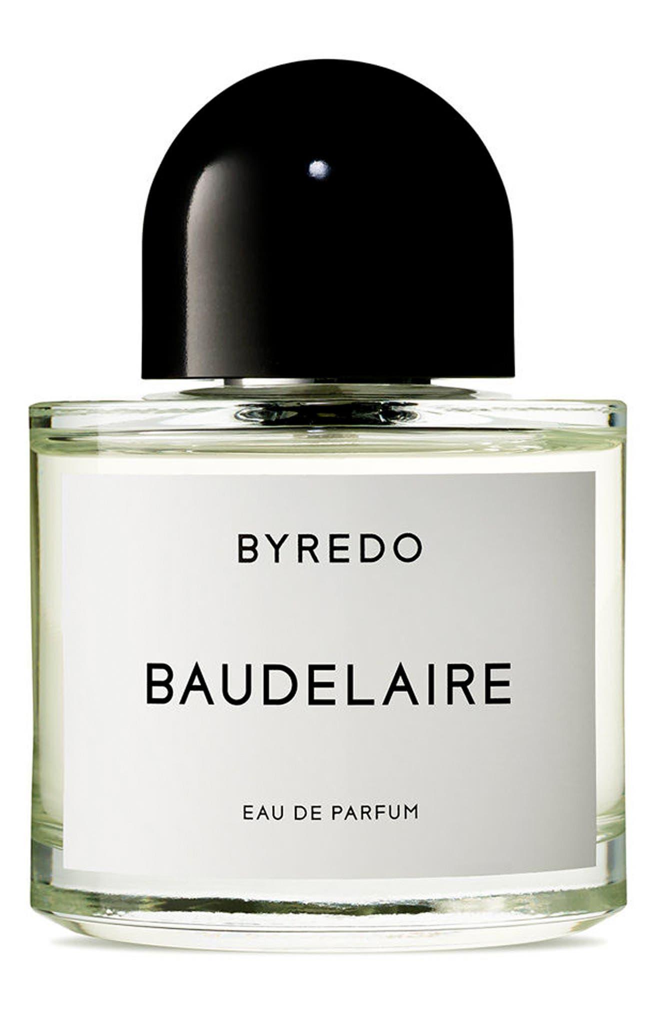 Baudelaire Eau de Parfum,                             Main thumbnail 1, color,                             NO COLOR