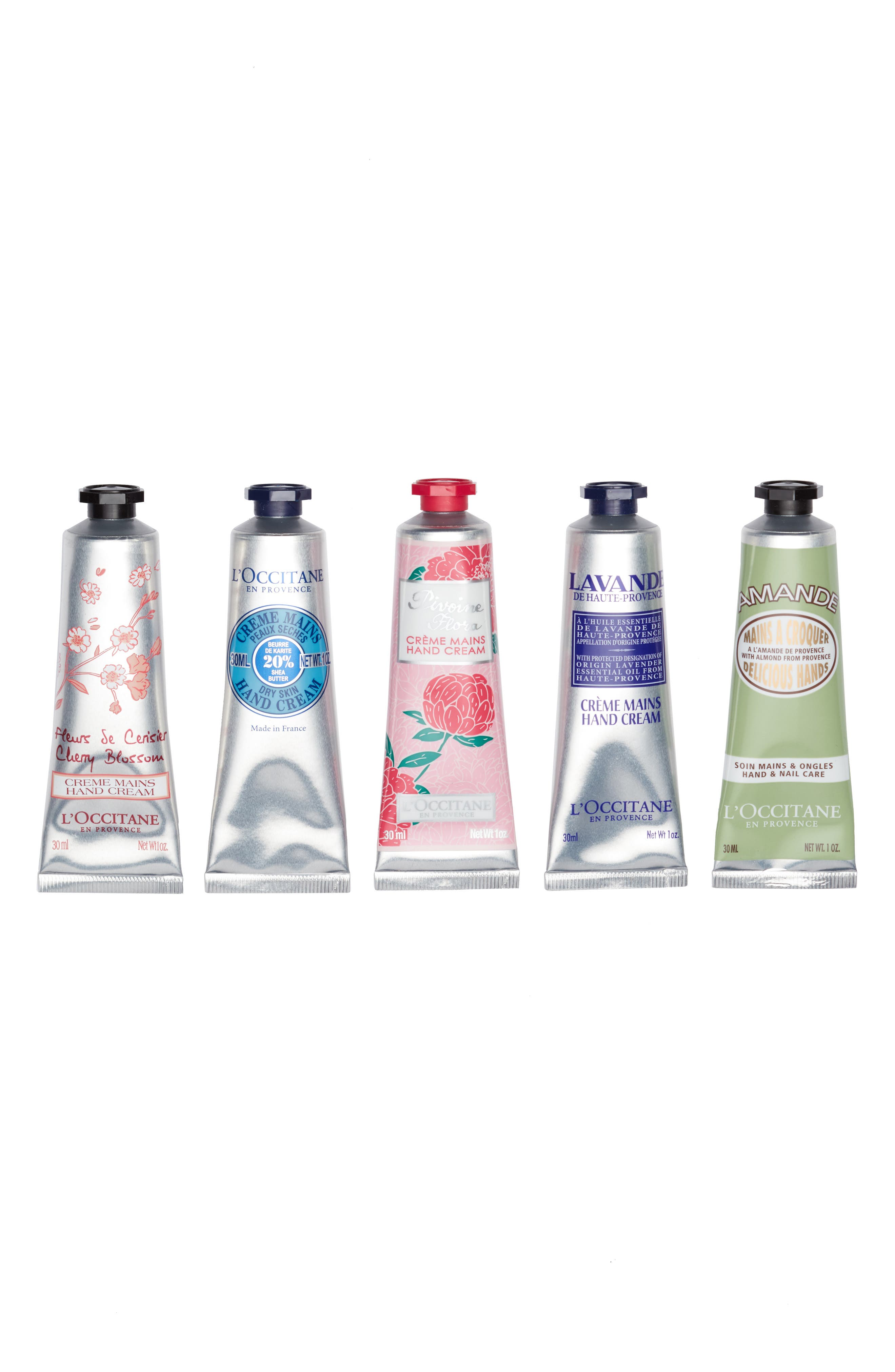Hand Cream Collection,                             Main thumbnail 1, color,                             000