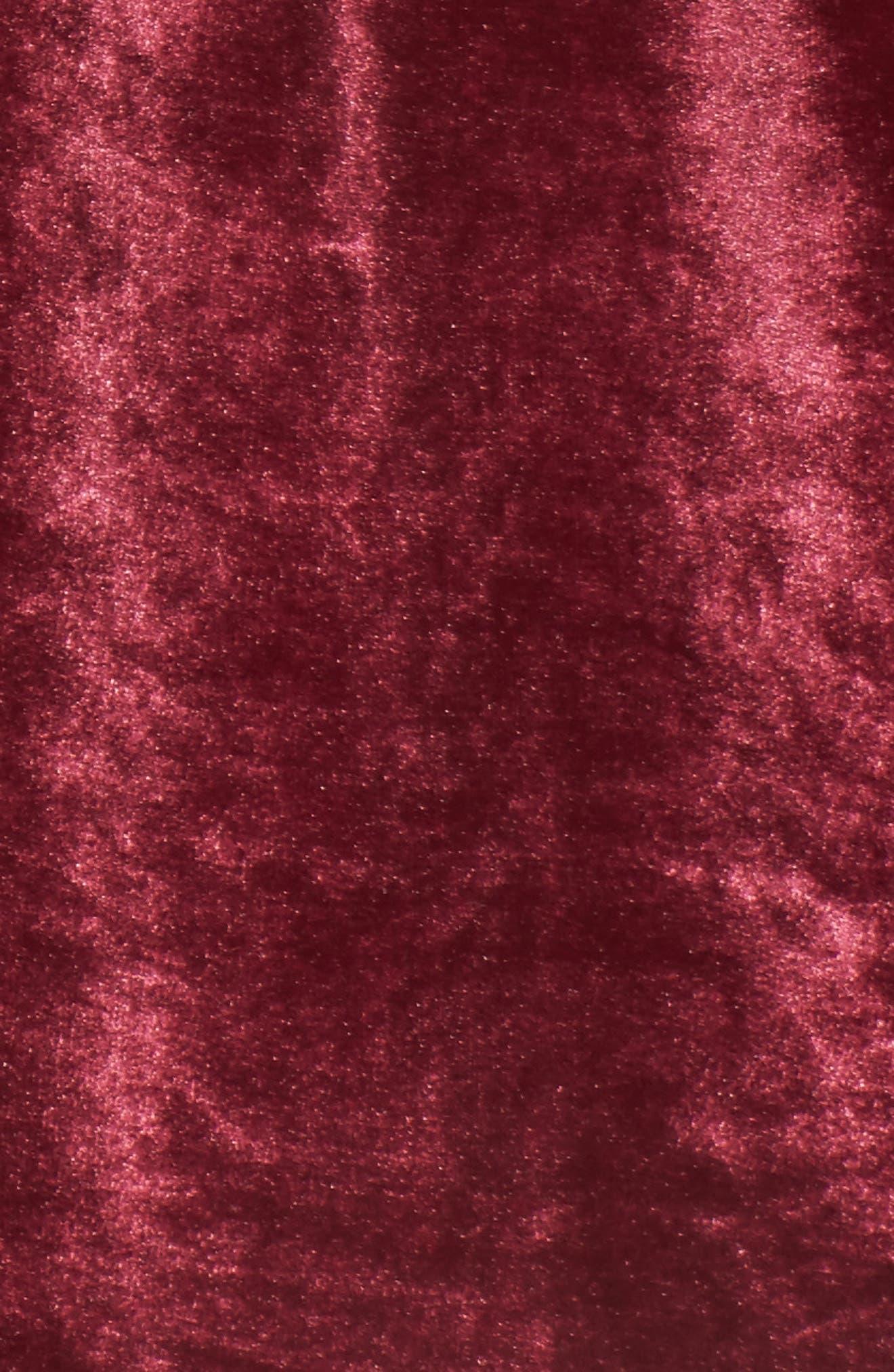 Velvacious Dress,                             Alternate thumbnail 5, color,                             930