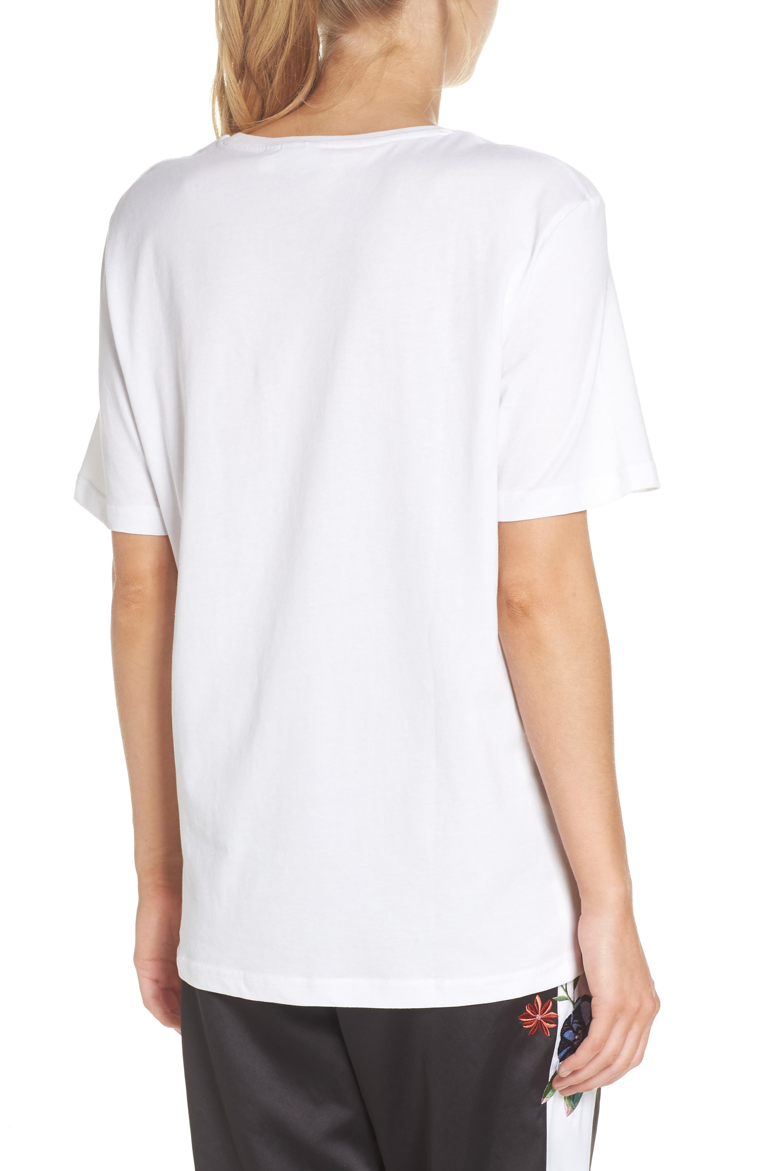 Graphic Tee,                             Alternate thumbnail 4, color,