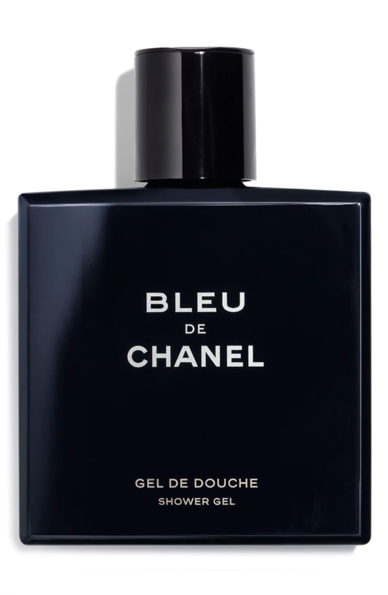 CHANEL,                             BLEU DE CHANEL<br />Shower Gel,                             Alternate thumbnail 2, color,                             000
