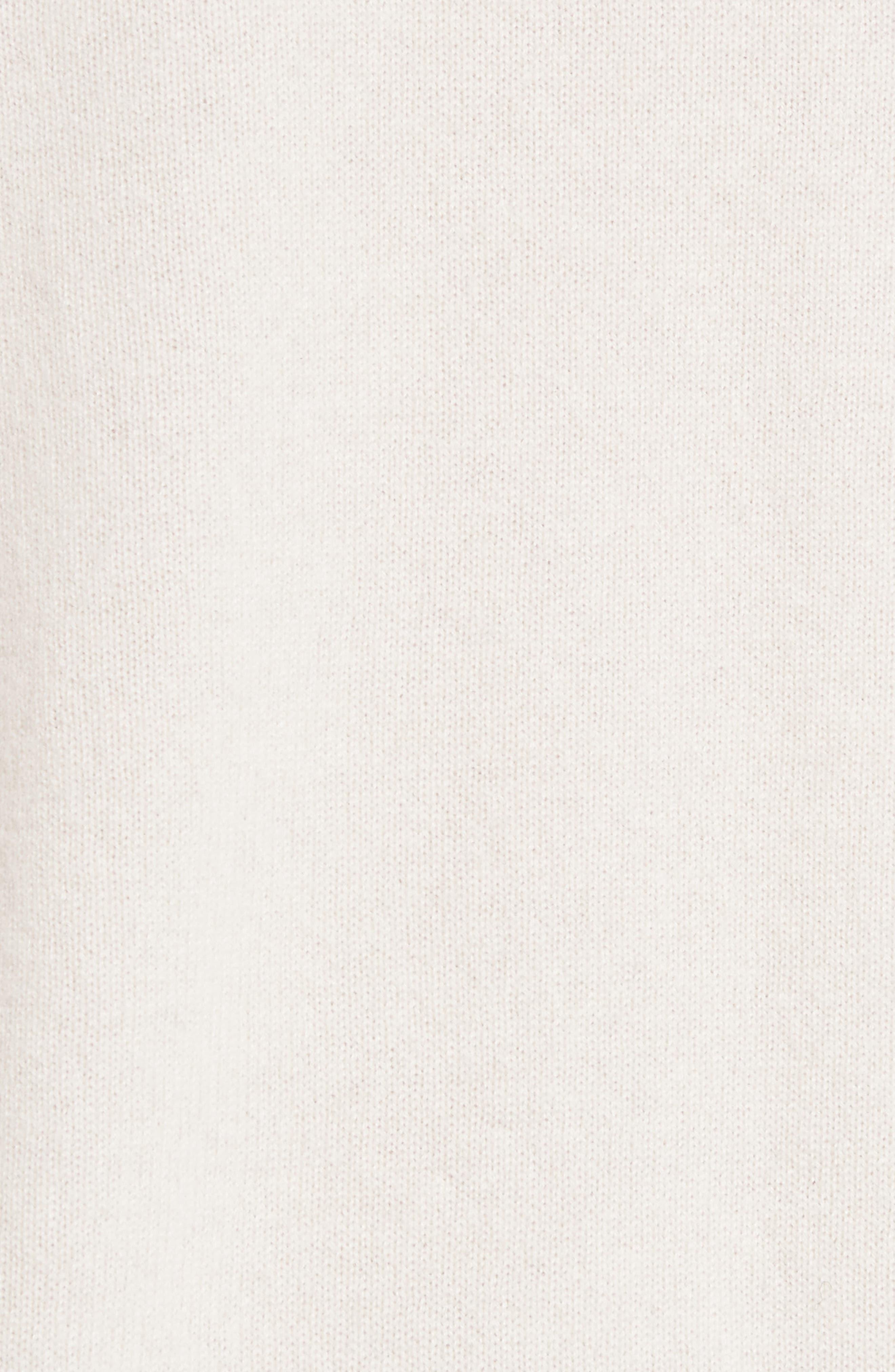 CHINTI & PARKER Bonjour/Bonsoir Cashmere Sweater,                             Alternate thumbnail 5, color,                             900