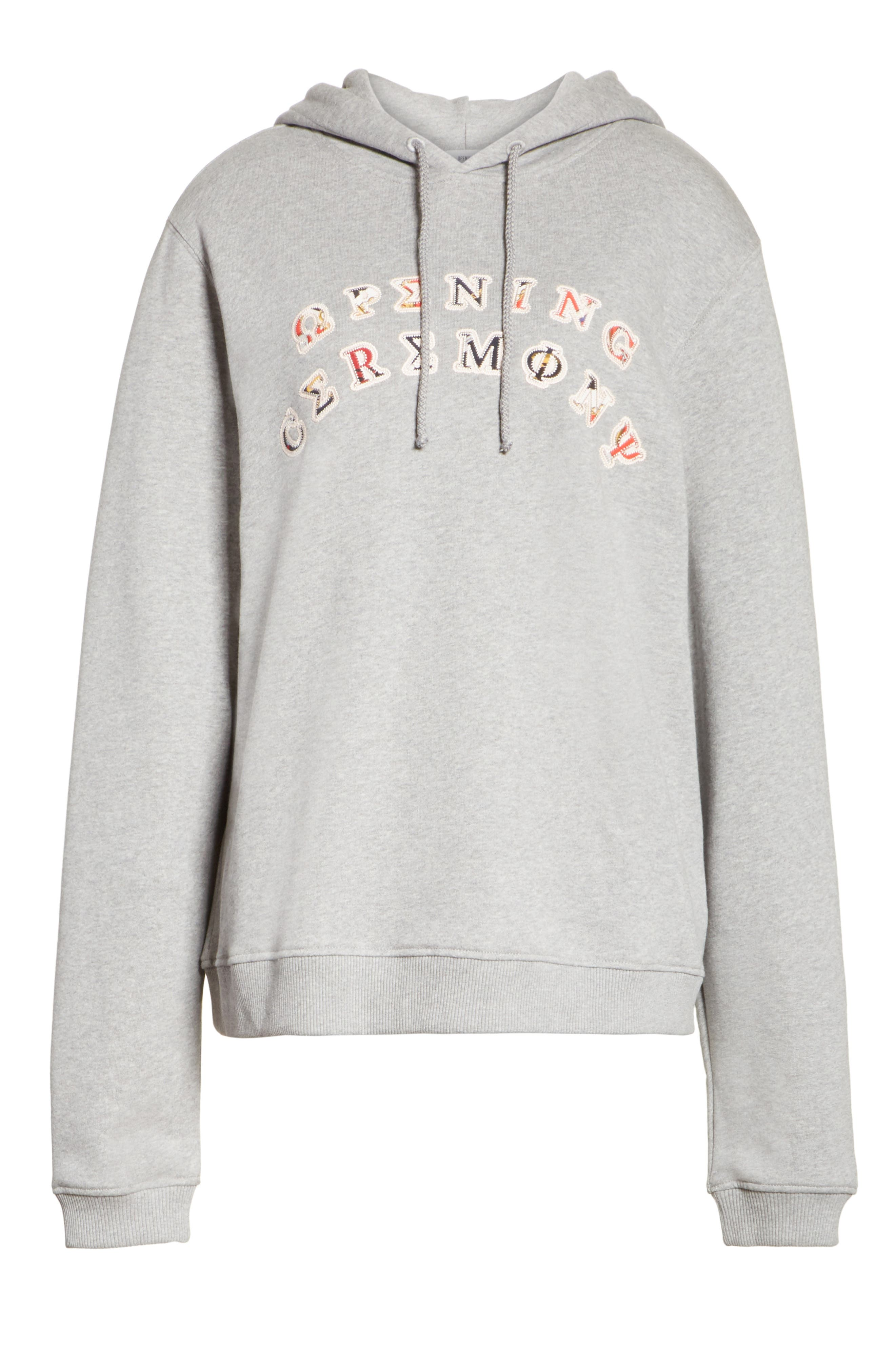 OC Patch Hoodie,                             Alternate thumbnail 6, color,                             030