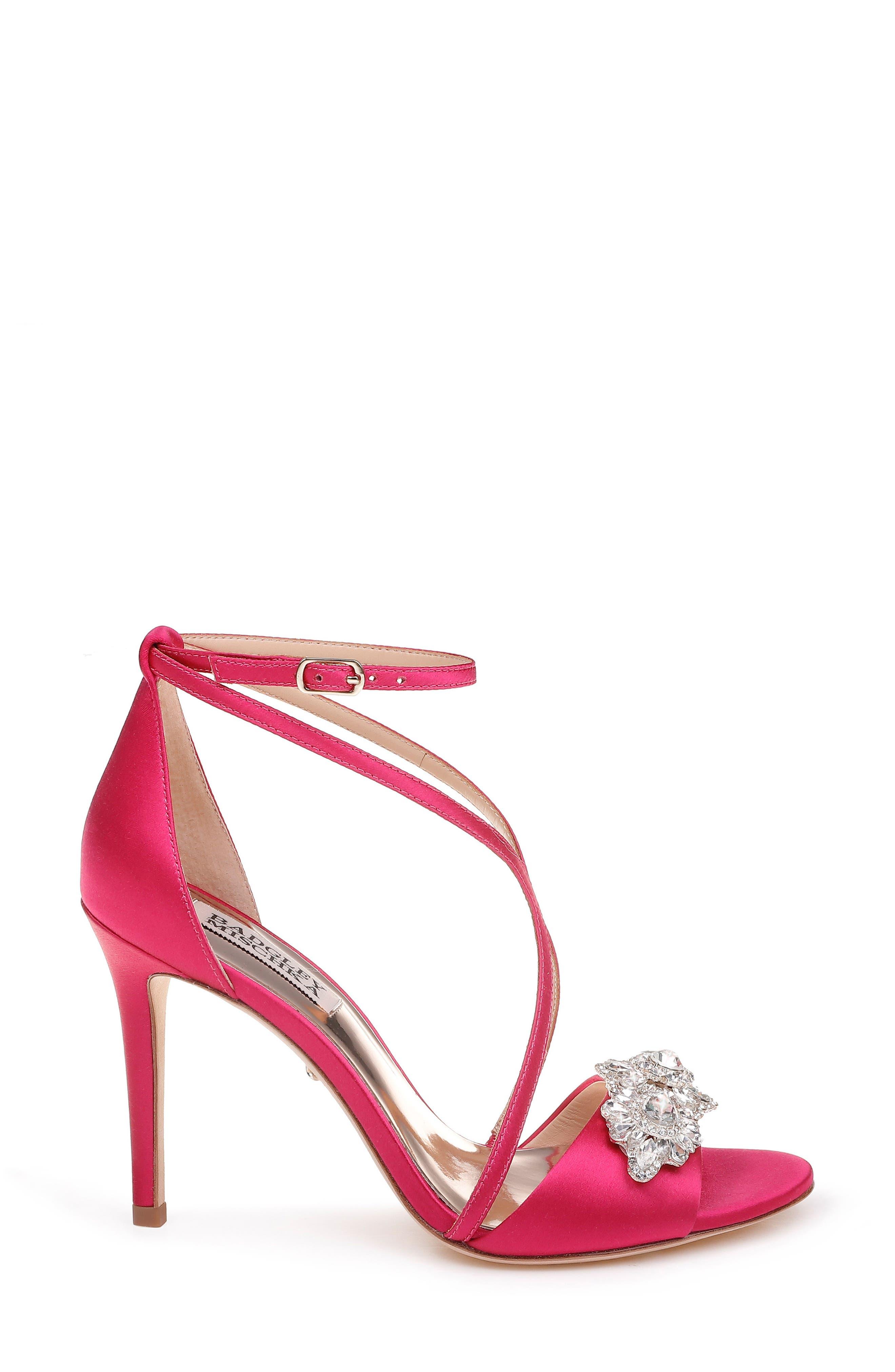 Vanessa Crystal Embellished Sandal,                             Alternate thumbnail 3, color,                             688