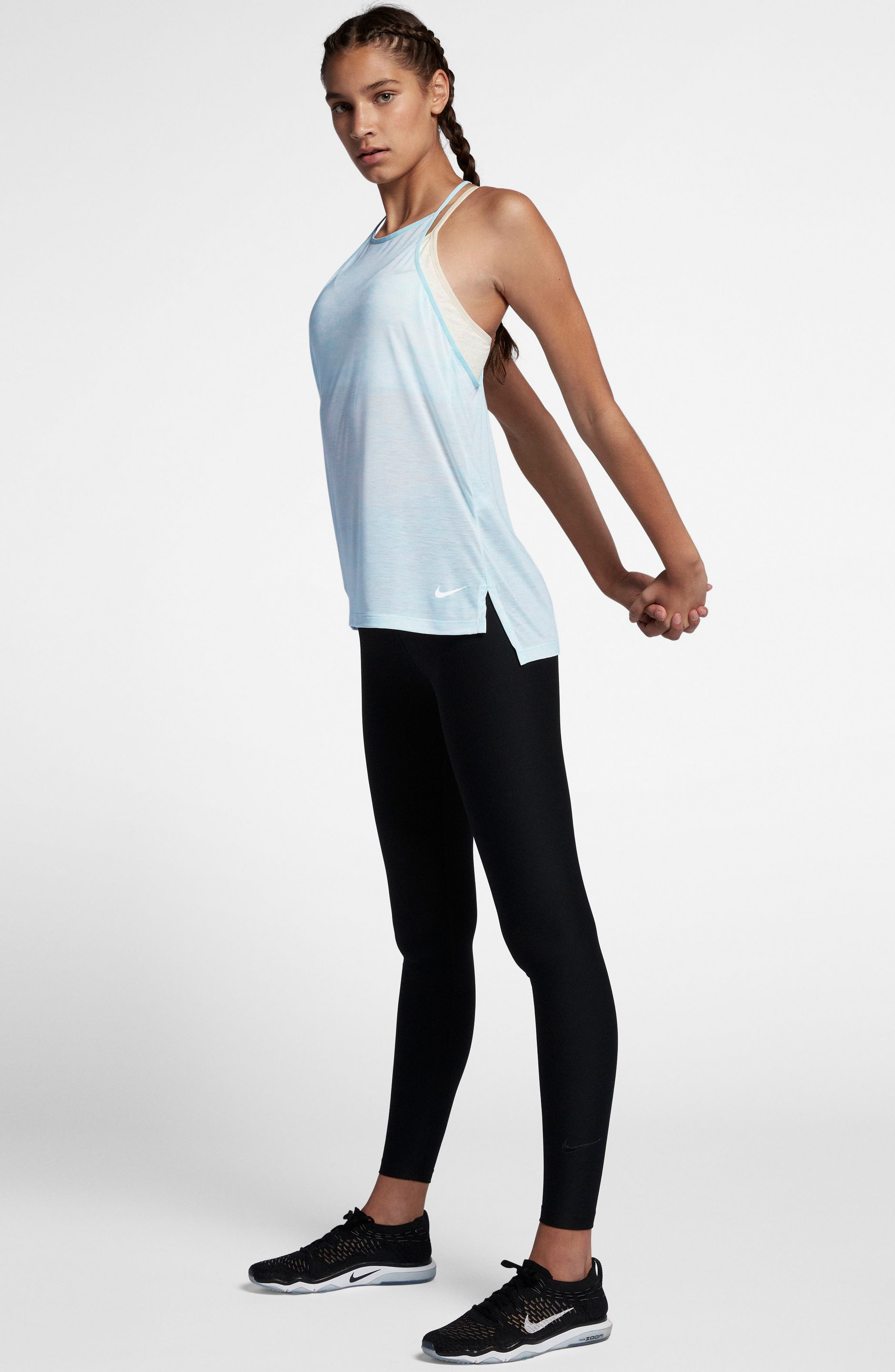 Breathe Training Tank,                             Alternate thumbnail 34, color,