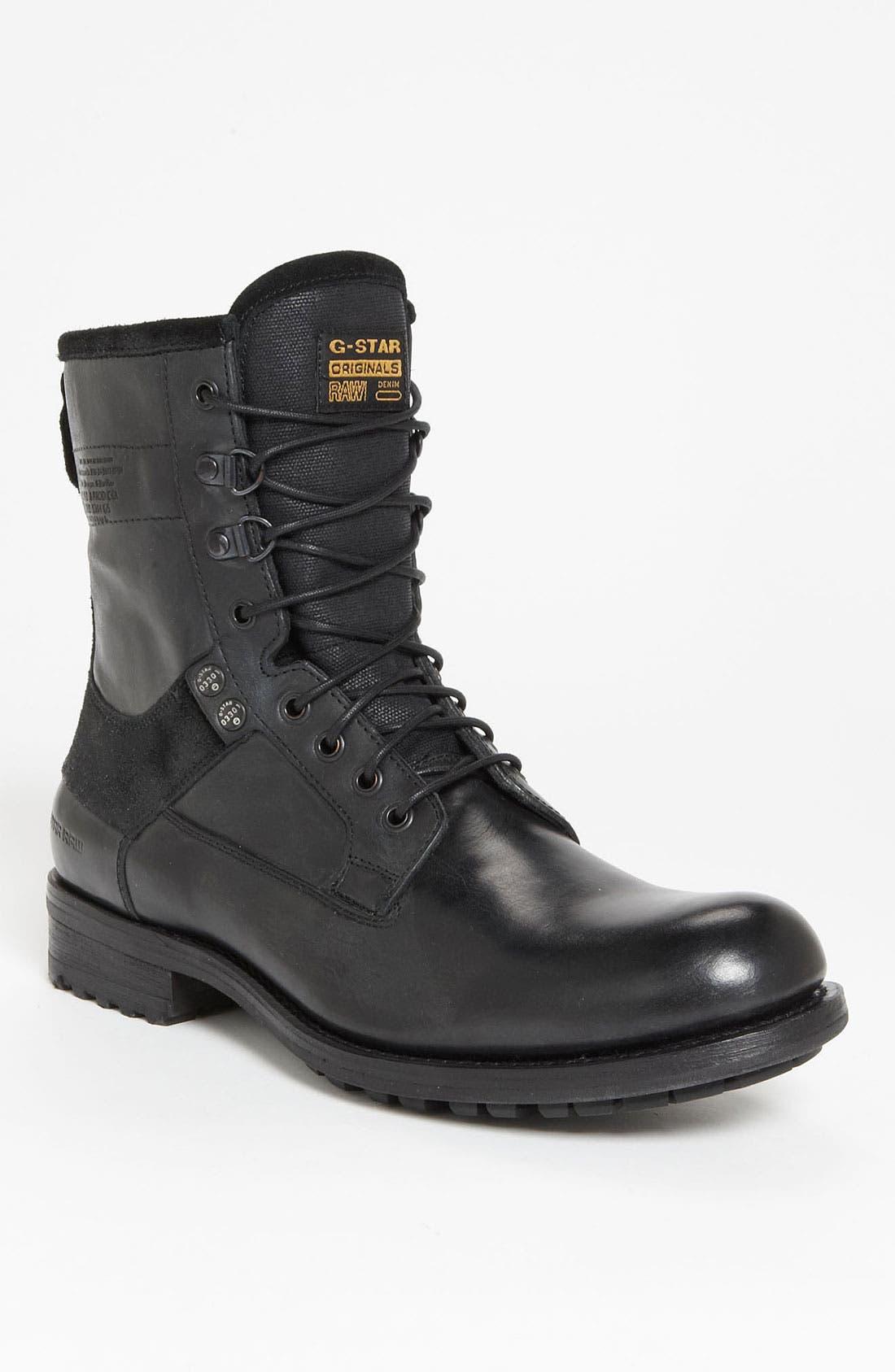'Patton III Marker' Boot, Main, color, 001
