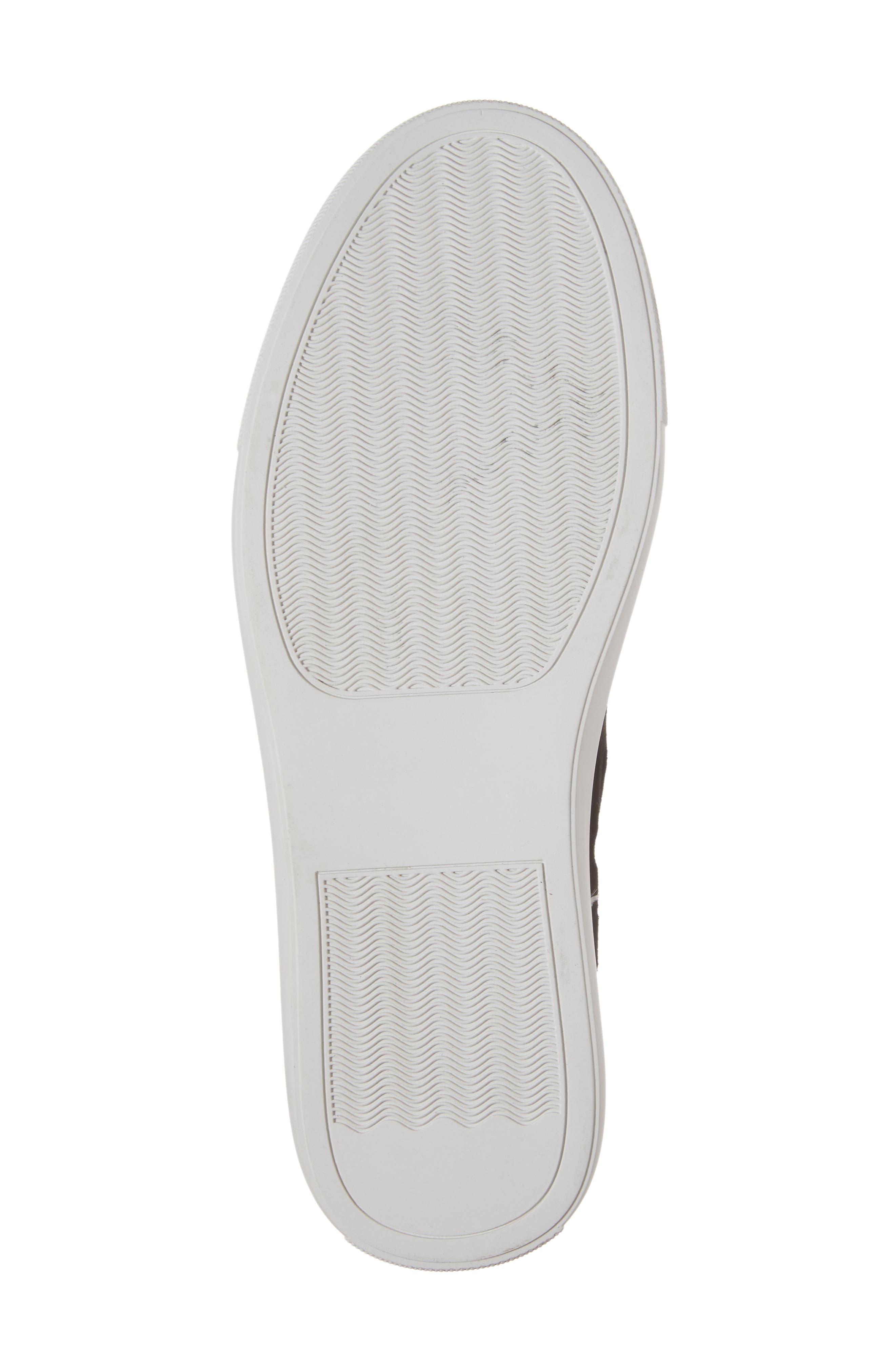 Rasta Perforated Sneaker,                             Alternate thumbnail 16, color,