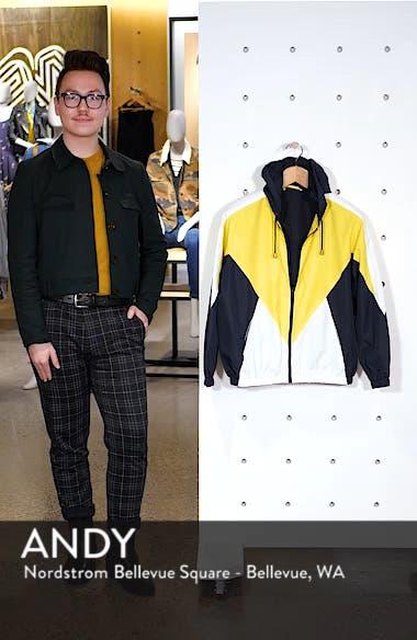 Texas Colorblock Windbreaker Jacket, sales video thumbnail