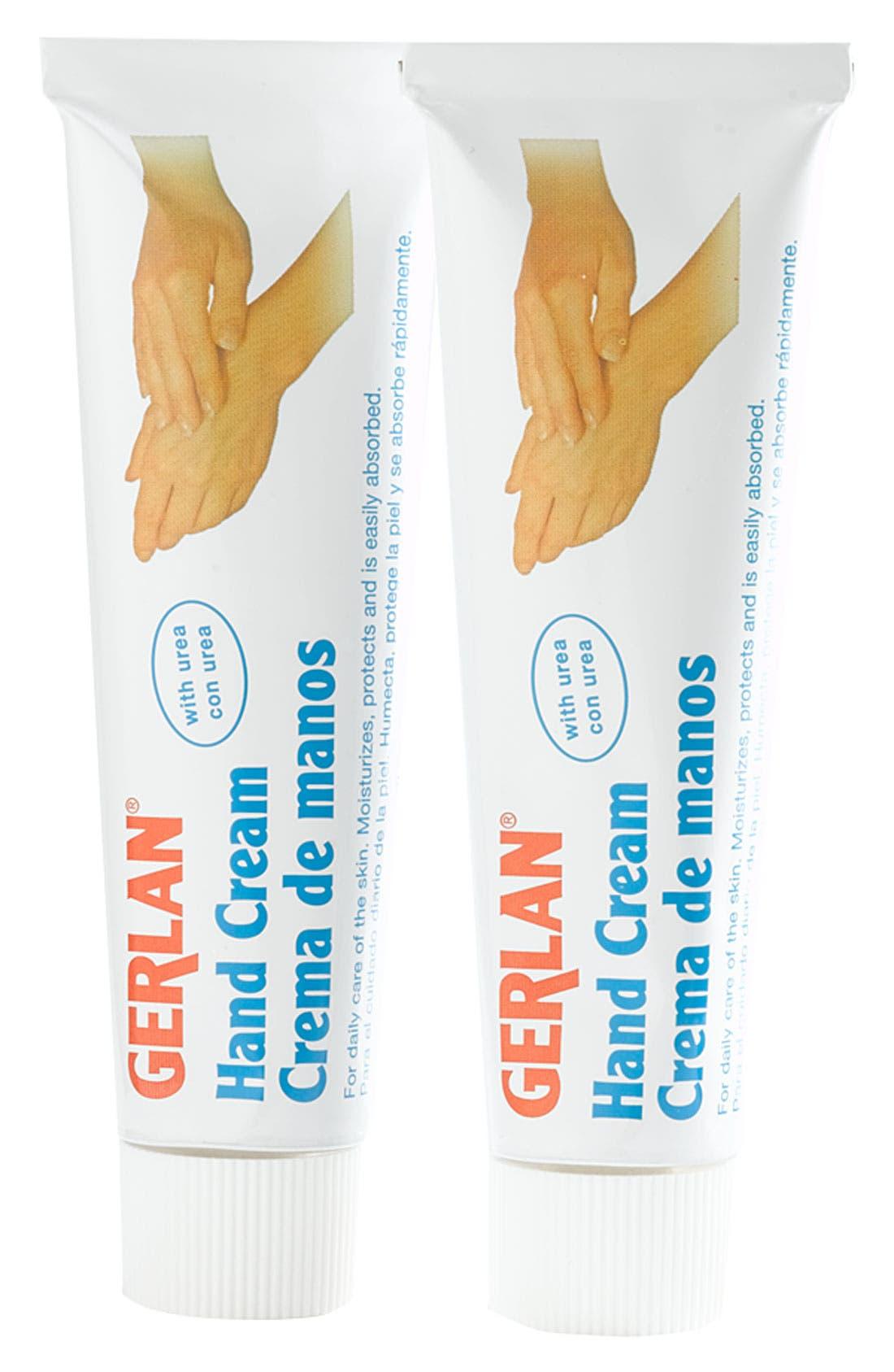 Gerlan<sup>®</sup> Hand Cream Duo,                             Main thumbnail 1, color,                             000