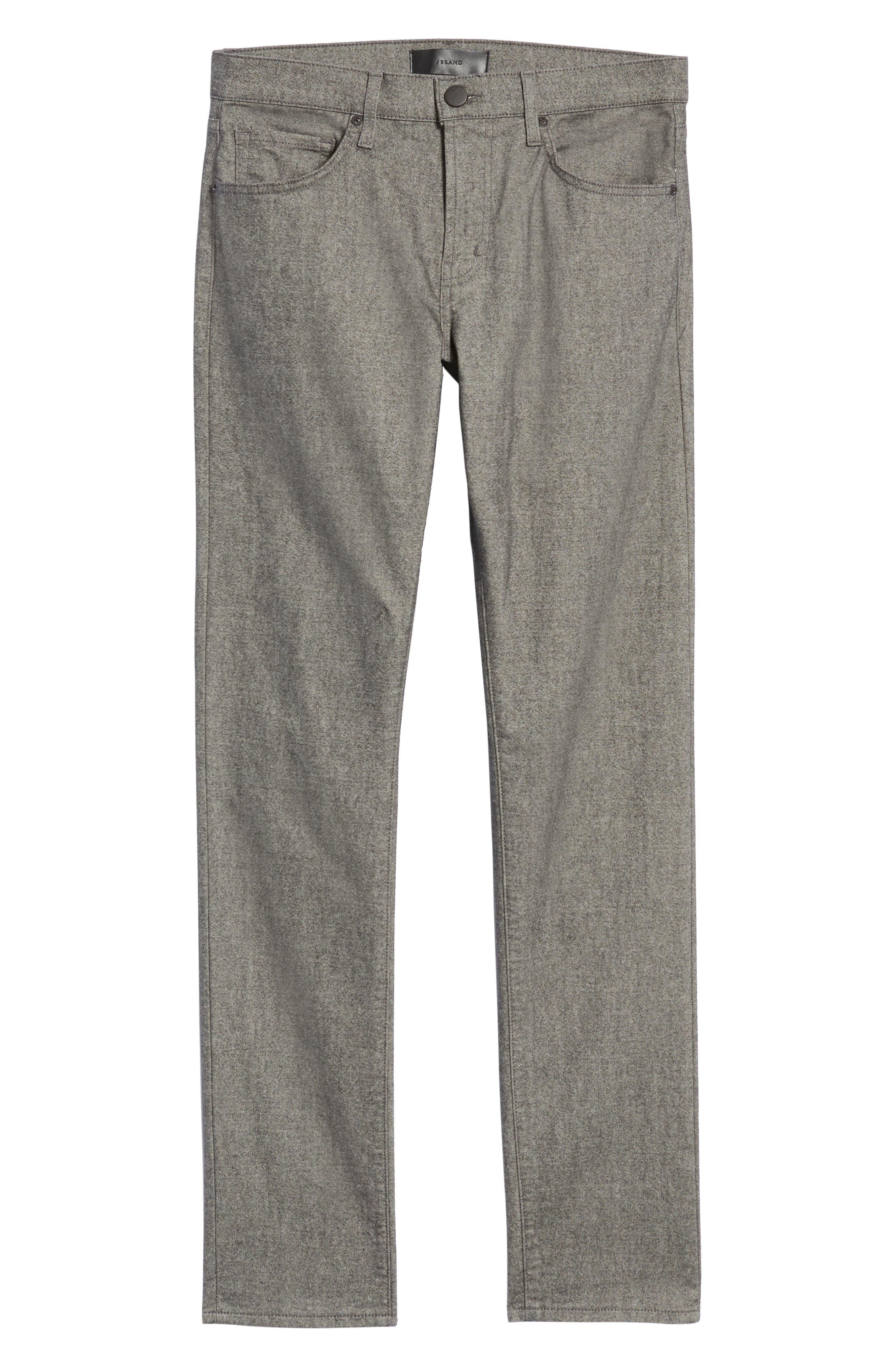 Tyler Slim Fit Jeans,                             Alternate thumbnail 6, color,                             ELECTUS MELANGE