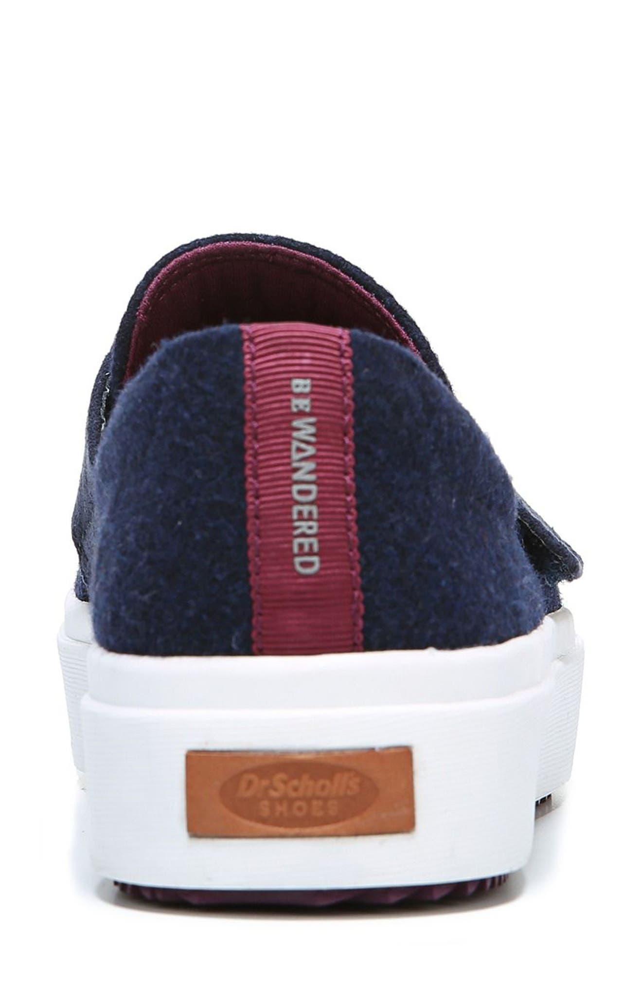 Wander Band Slip-On Sneaker,                             Alternate thumbnail 12, color,