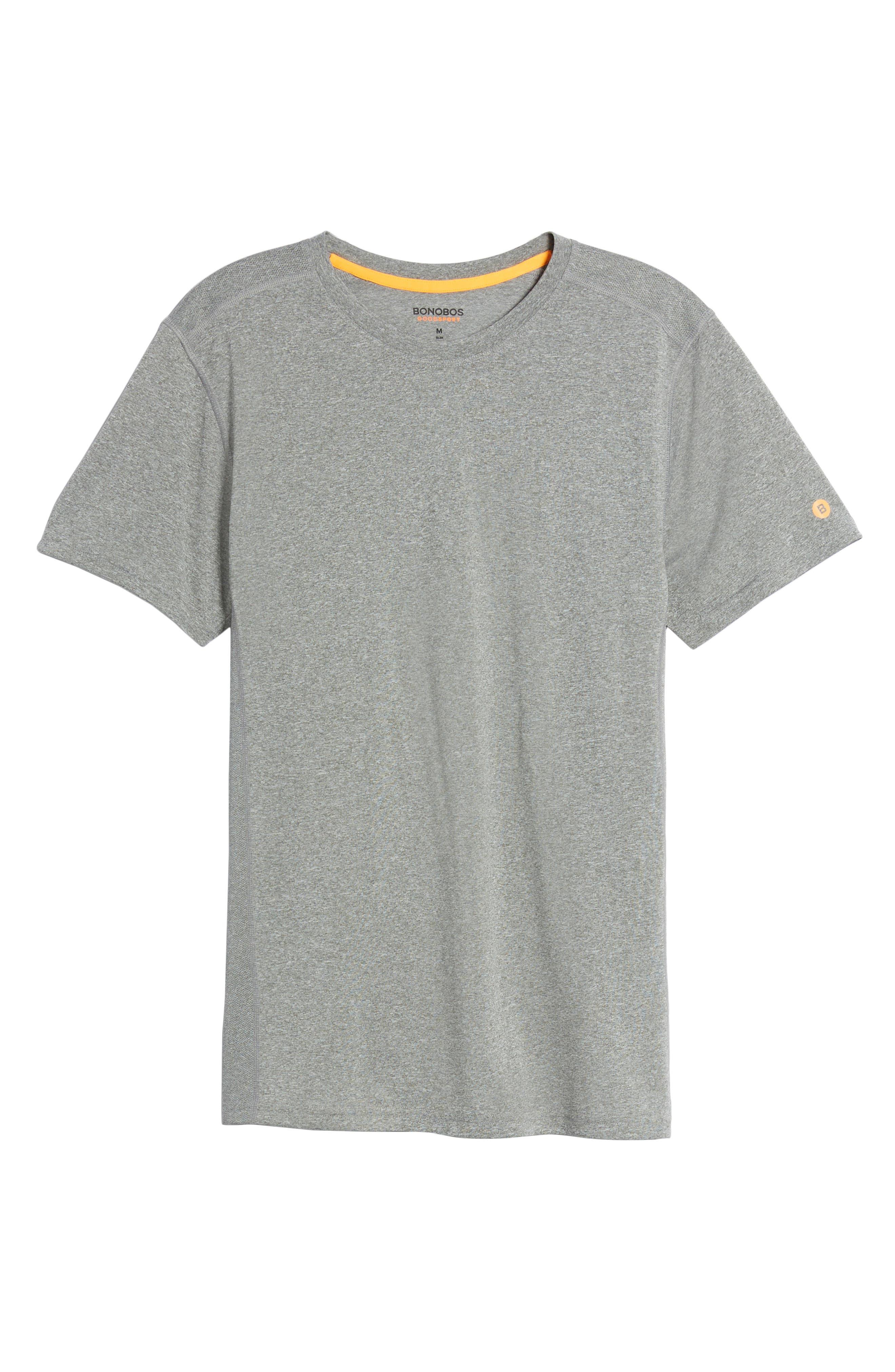 Goodsport Mesh Panel T-Shirt,                             Alternate thumbnail 33, color,
