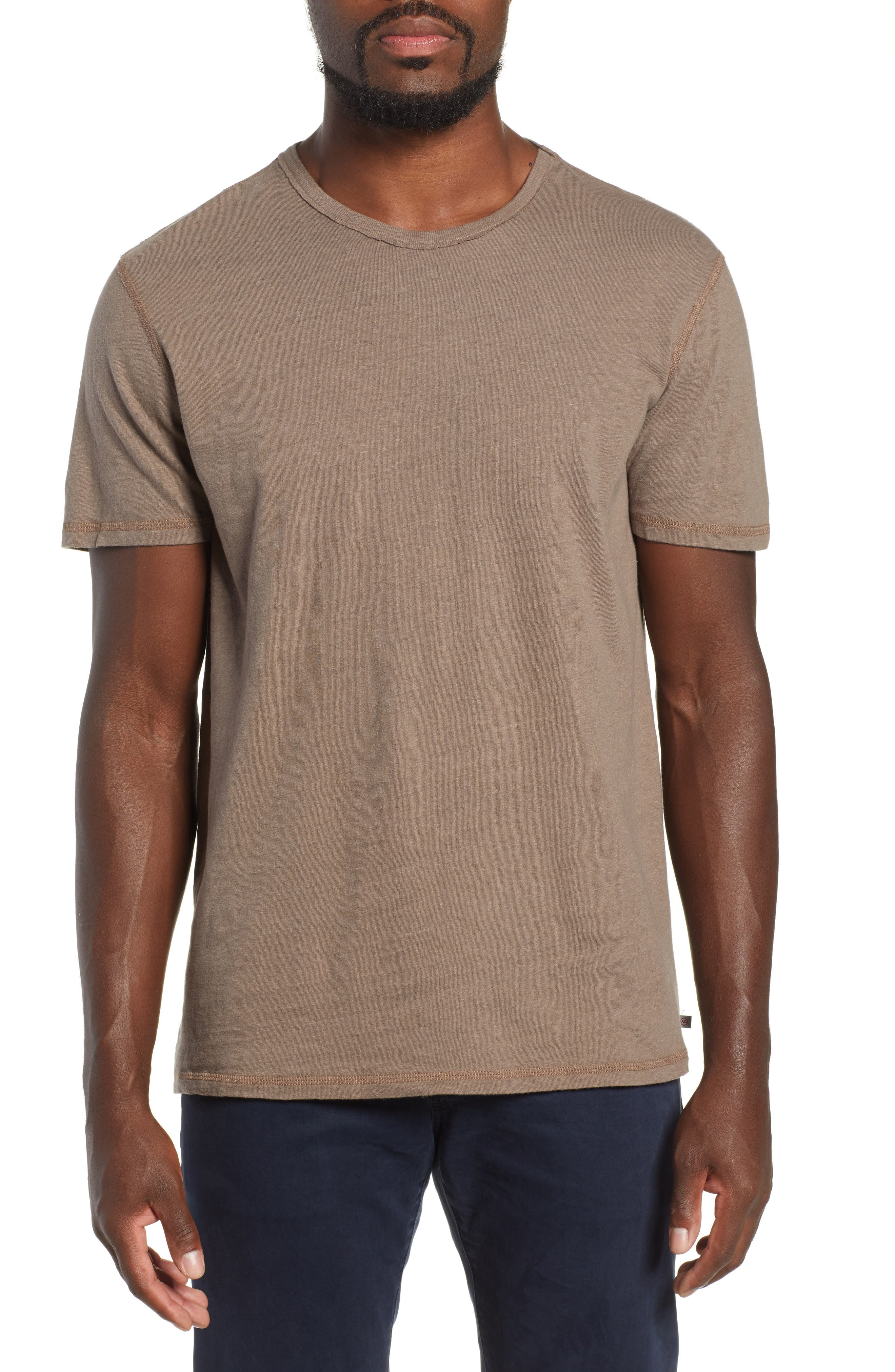 Ramsey Slim Fit Crewneck T-Shirt,                         Main,                         color, WEATHERED WET