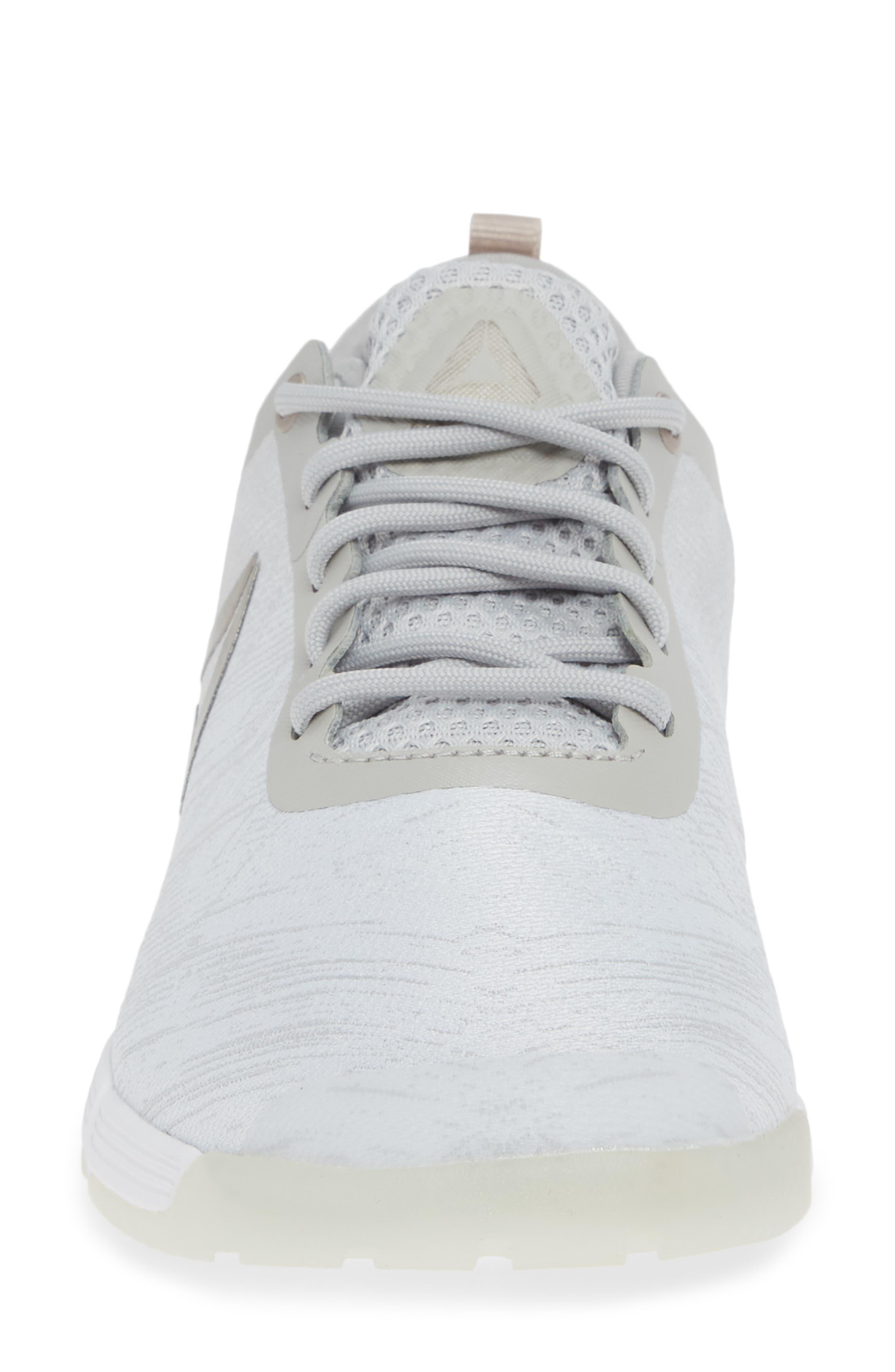 Speed Her TR Training Shoe,                             Alternate thumbnail 4, color,                             WHITE/ SPIRIT WHITE/ MOONDUST