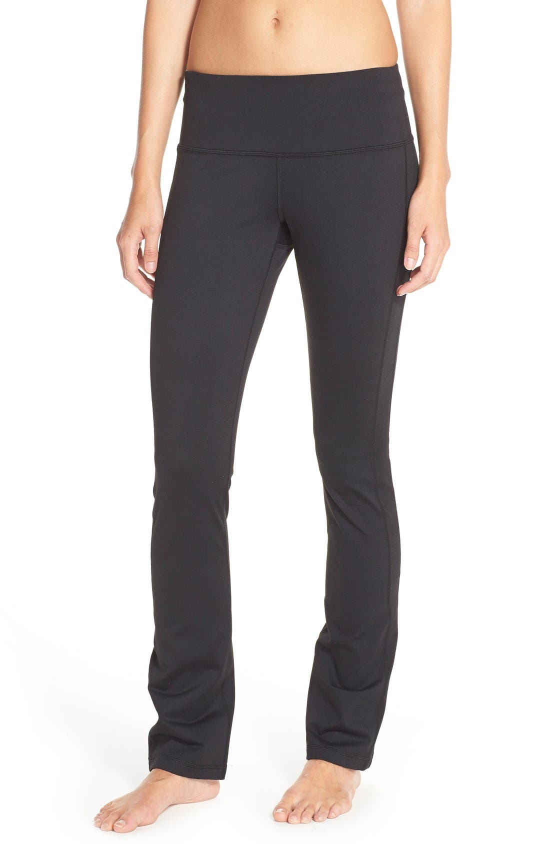 'Plank' Pants,                         Main,                         color, BLACK
