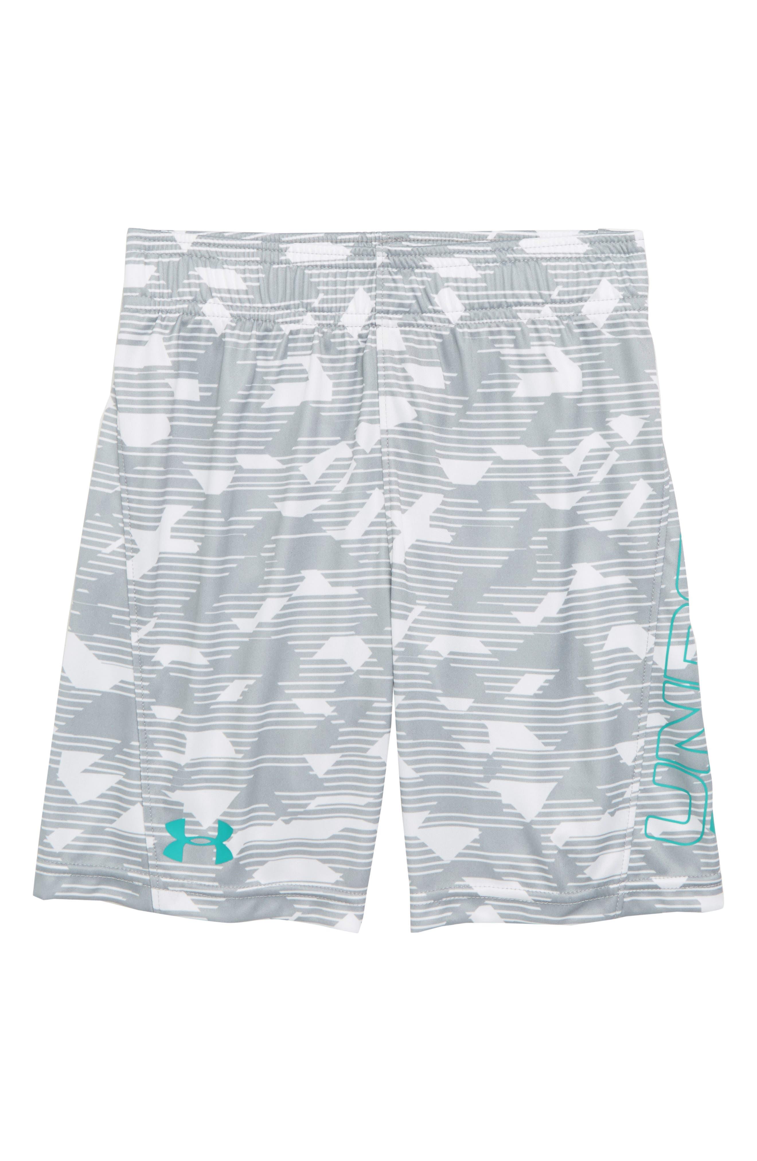 Edge Camo HeatGear<sup>®</sup> Shorts,                         Main,                         color, 020