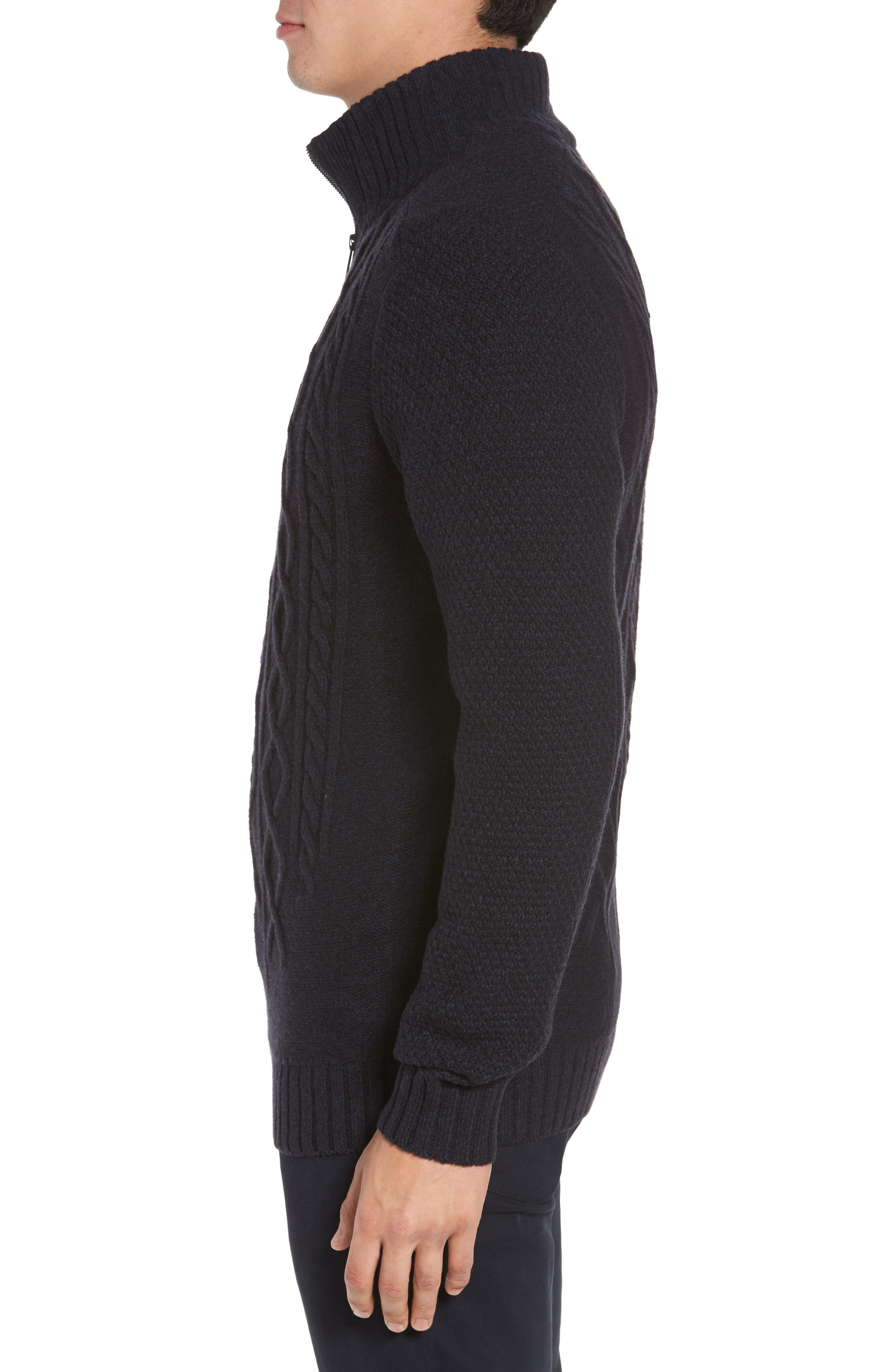 Cape Scoresby Wool Sweater,                             Alternate thumbnail 9, color,