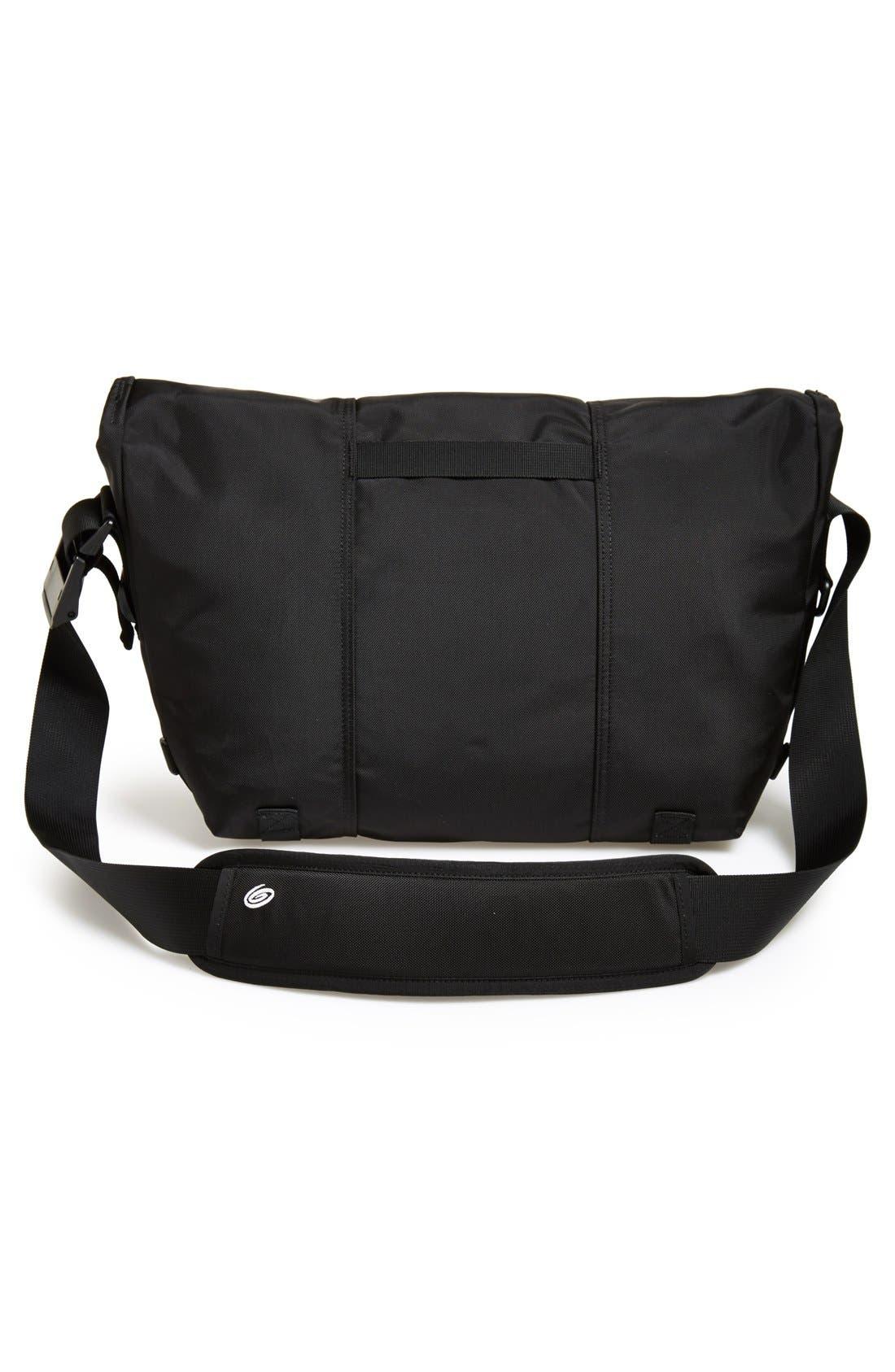 Medium Messenger Bag,                             Alternate thumbnail 5, color,                             001