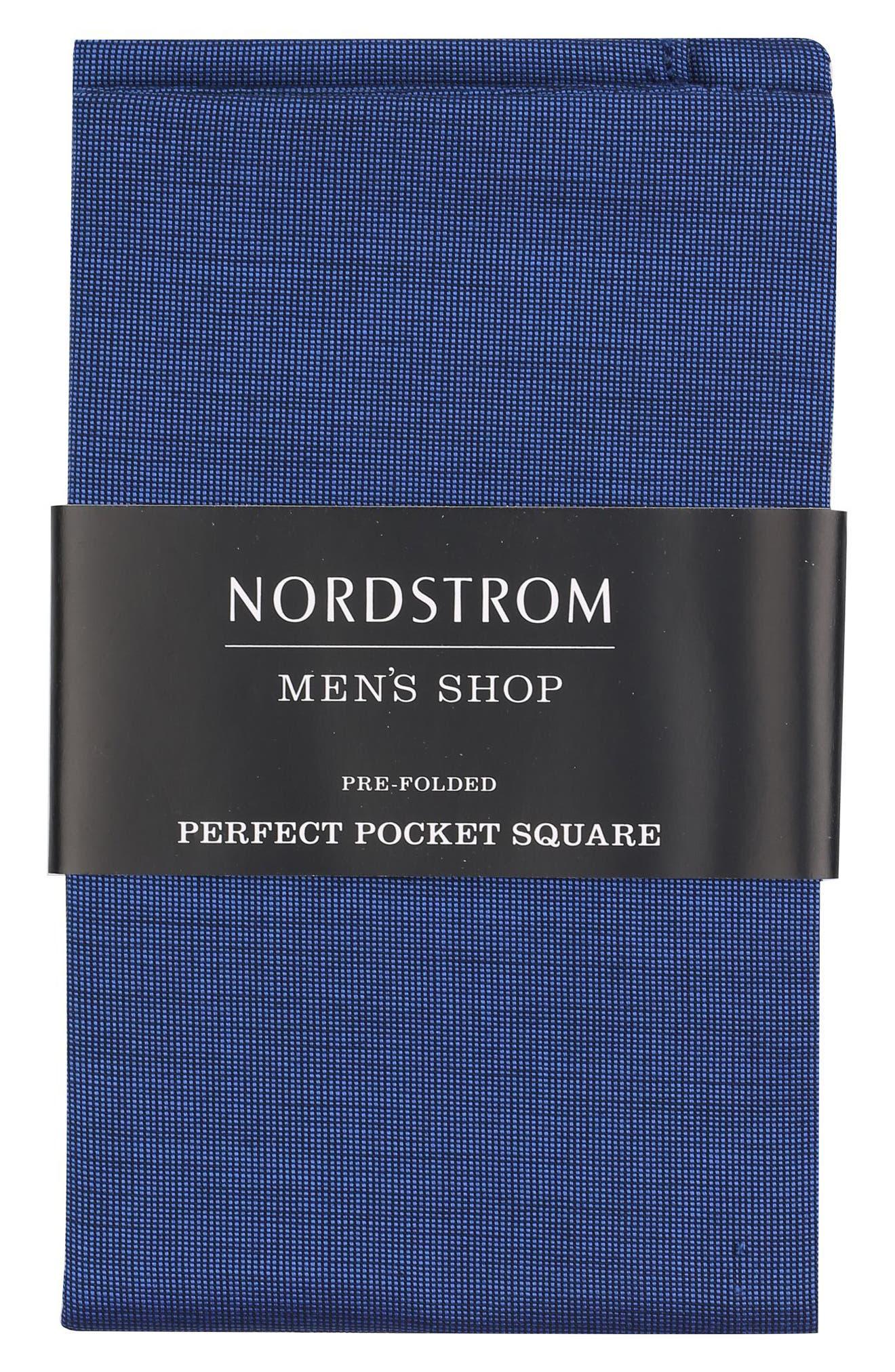 The Perfect Pre-Folded Pocket Square,                             Alternate thumbnail 101, color,
