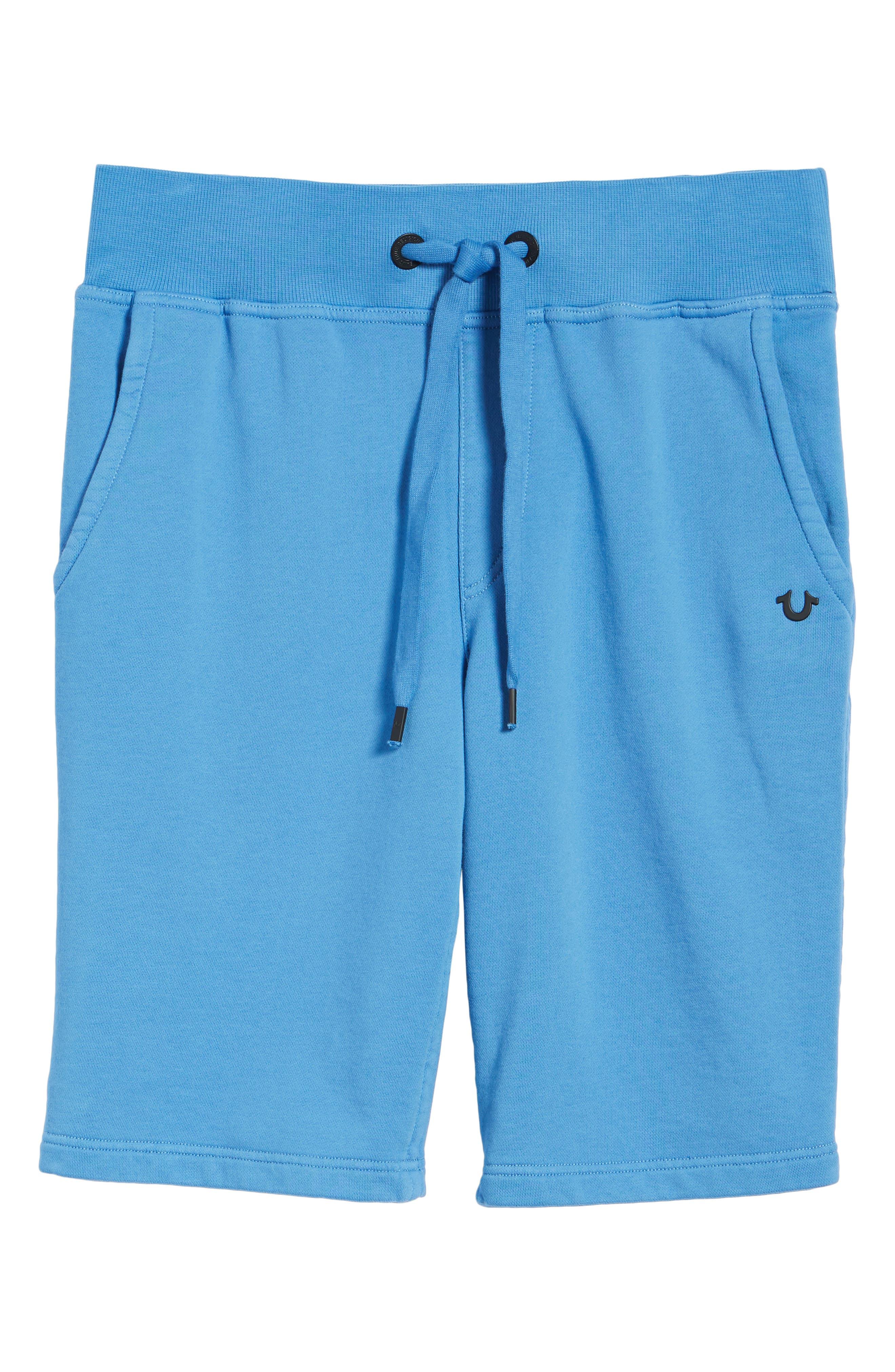 Core Shorts,                             Alternate thumbnail 6, color,                             DIGITAL BLUE