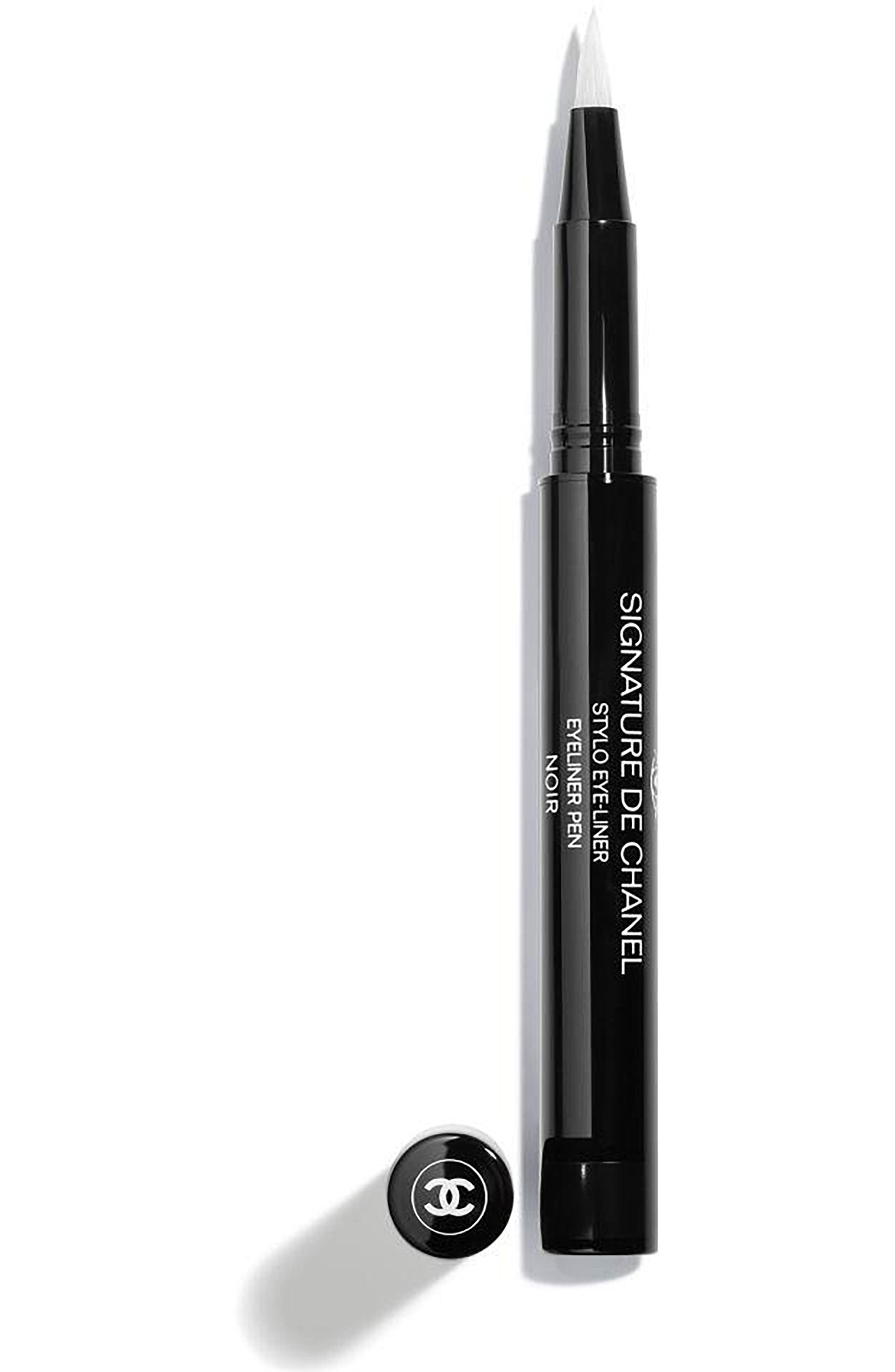 SIGNATURE DE CHANEL Intense Longwear Eyeliner Pen,                             Main thumbnail 1, color,                             NO COLOR