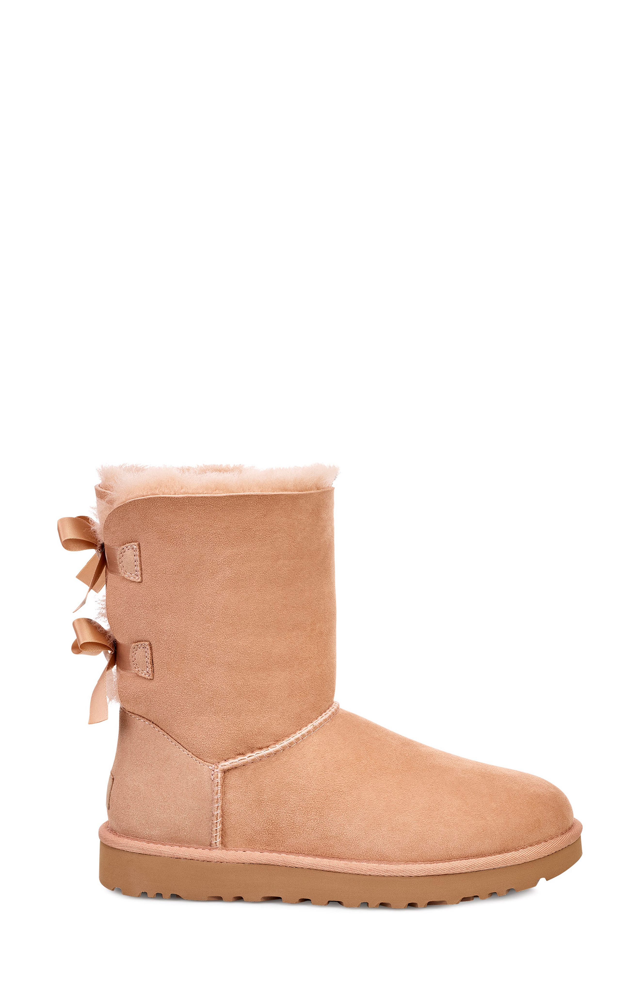 ugg bailey bow ii genuine shearling boot women nordstrom rh shop nordstrom com