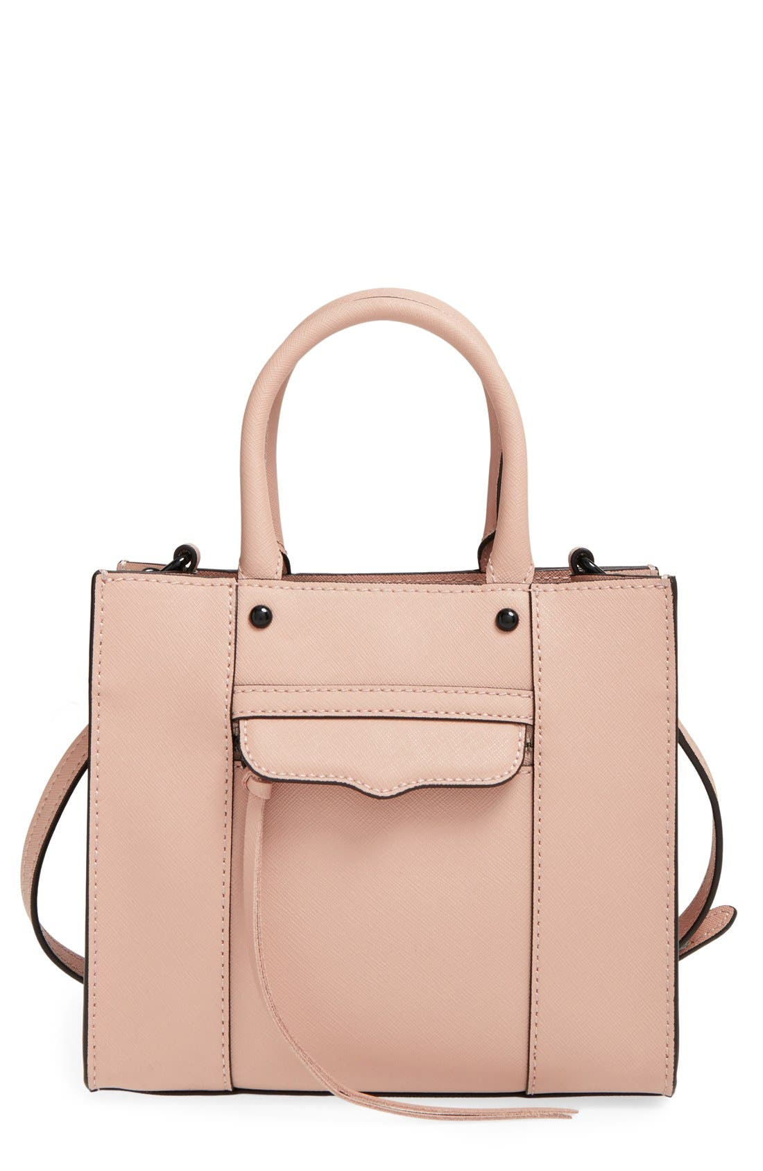 'Mini MAB Tote' Crossbody Bag,                             Main thumbnail 14, color,