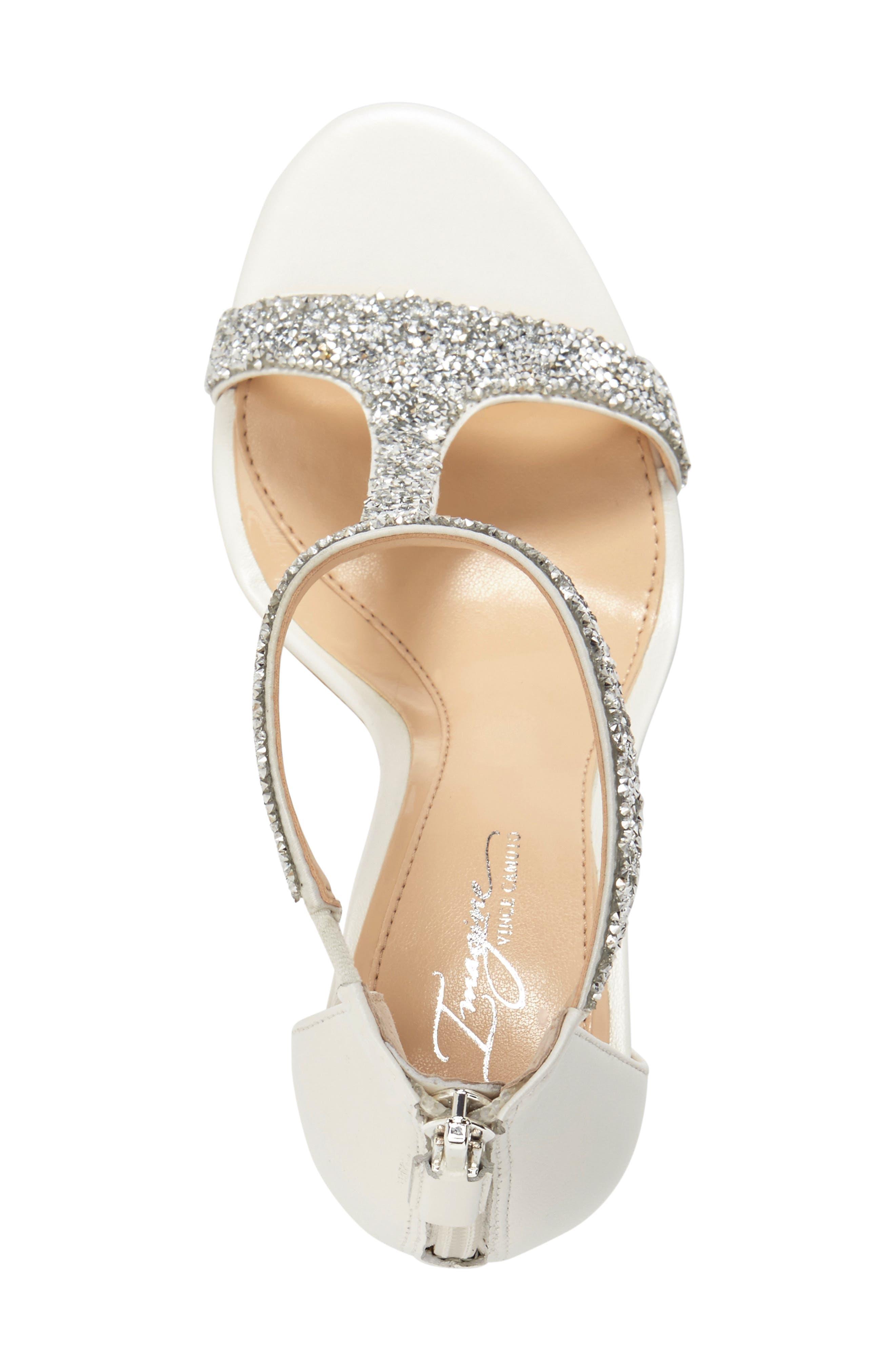 'Phoebe' Embellished T-Strap Sandal,                             Alternate thumbnail 30, color,