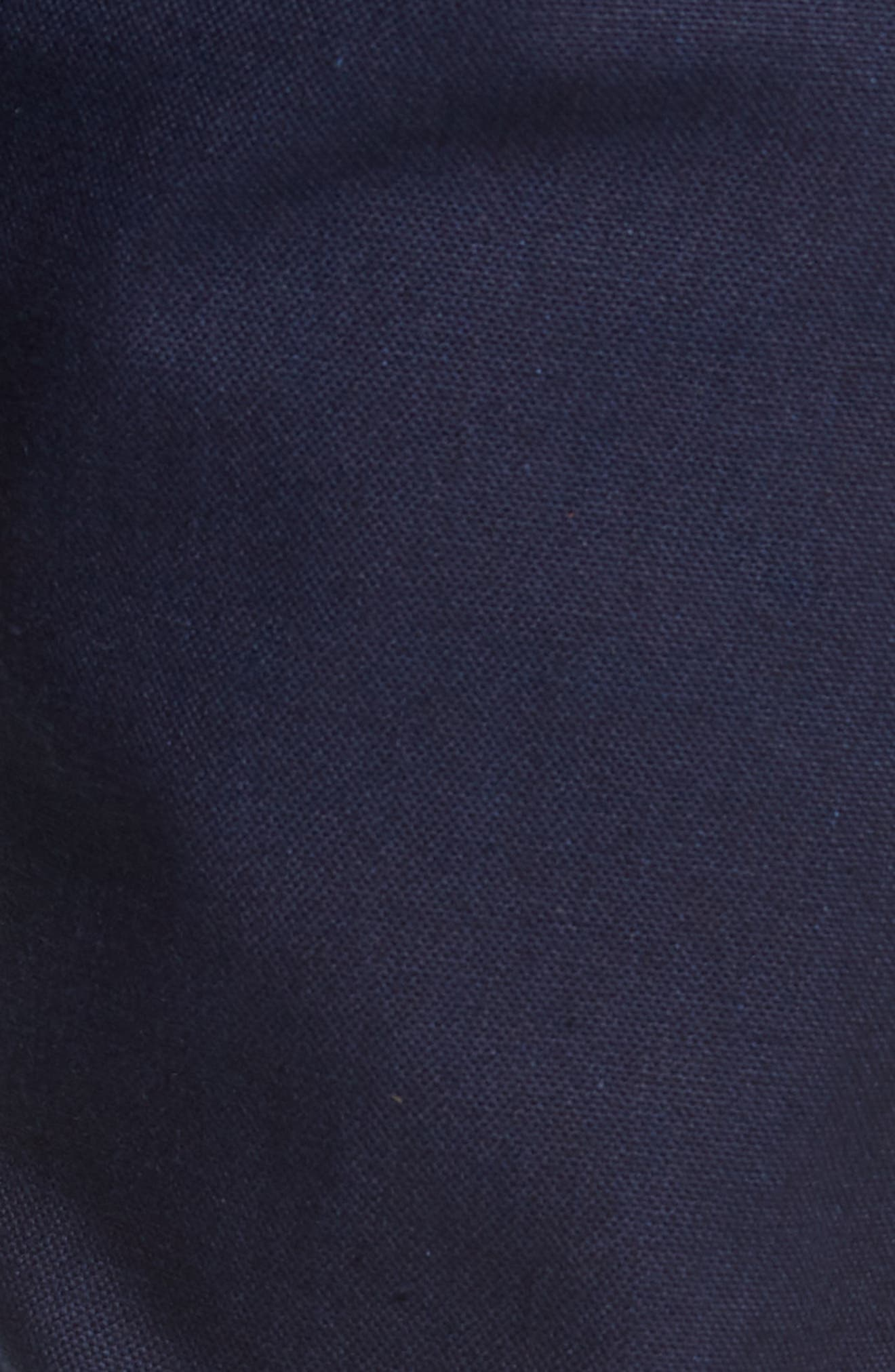 Weird Guy Slim Fit Jeans,                             Alternate thumbnail 5, color,                             INDIGO DUCK CANVAS SELVEDGE